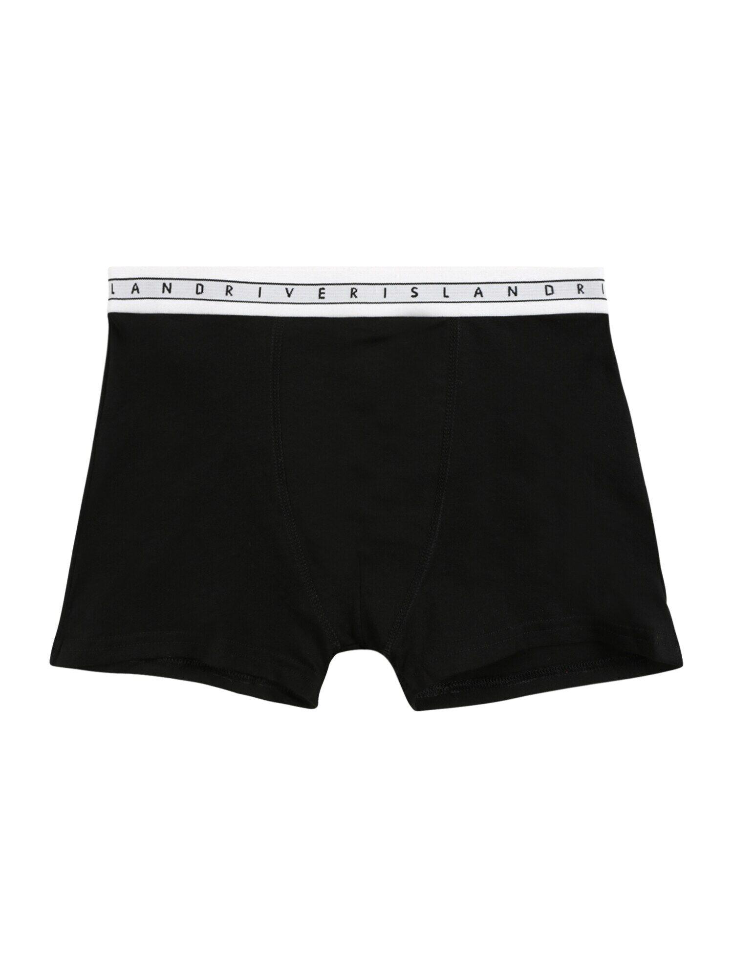 River Island Sous-vêtements  - Noir - Taille: 130-140 - boy