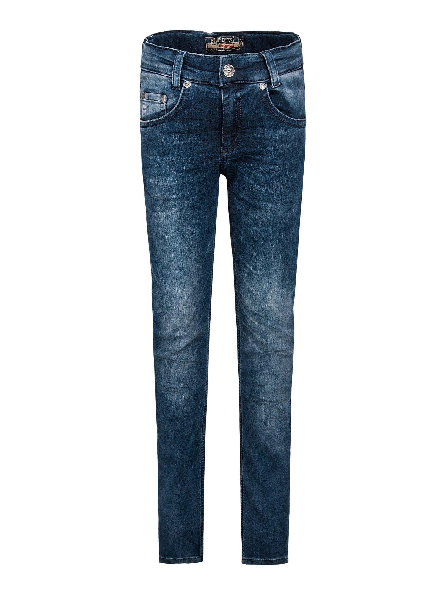 BLUE EFFECT Jean  - Bleu - Taille: 158 - boy