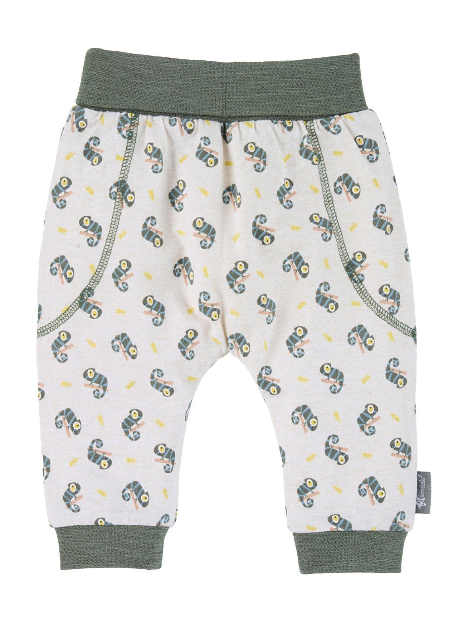 STERNTALER Pantalon  - Blanc - Taille: 74 - kids