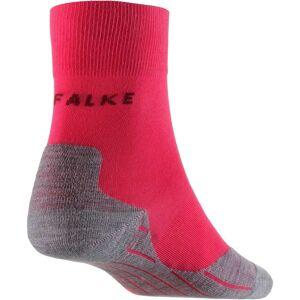 FALKE Chaussettes de sport 'RU4'  - Rose - Taille: 35-36 - female - Publicité