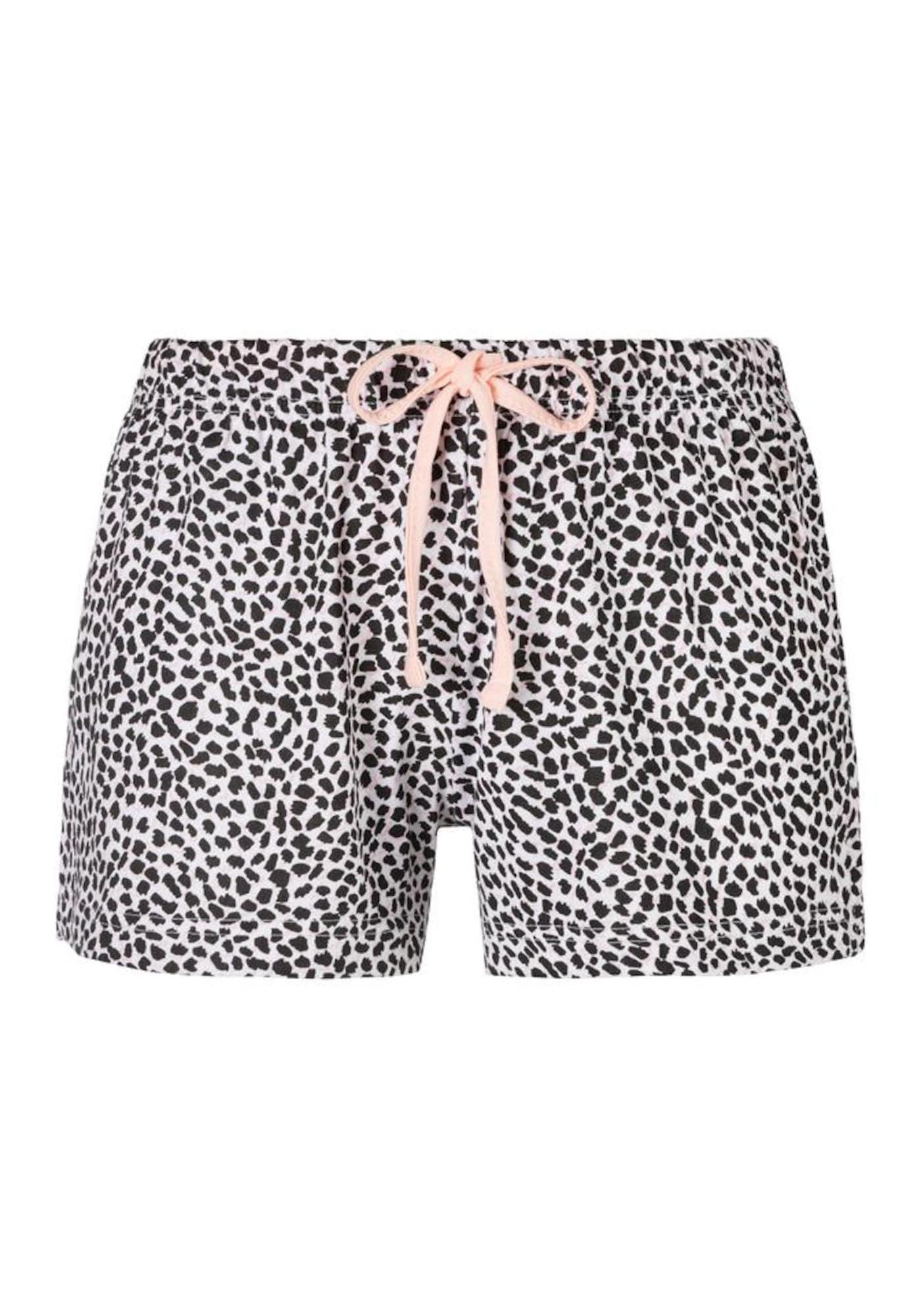 VIVANCE Pantalon de pyjama 'Dreams'  - Noir - Taille: XS - female