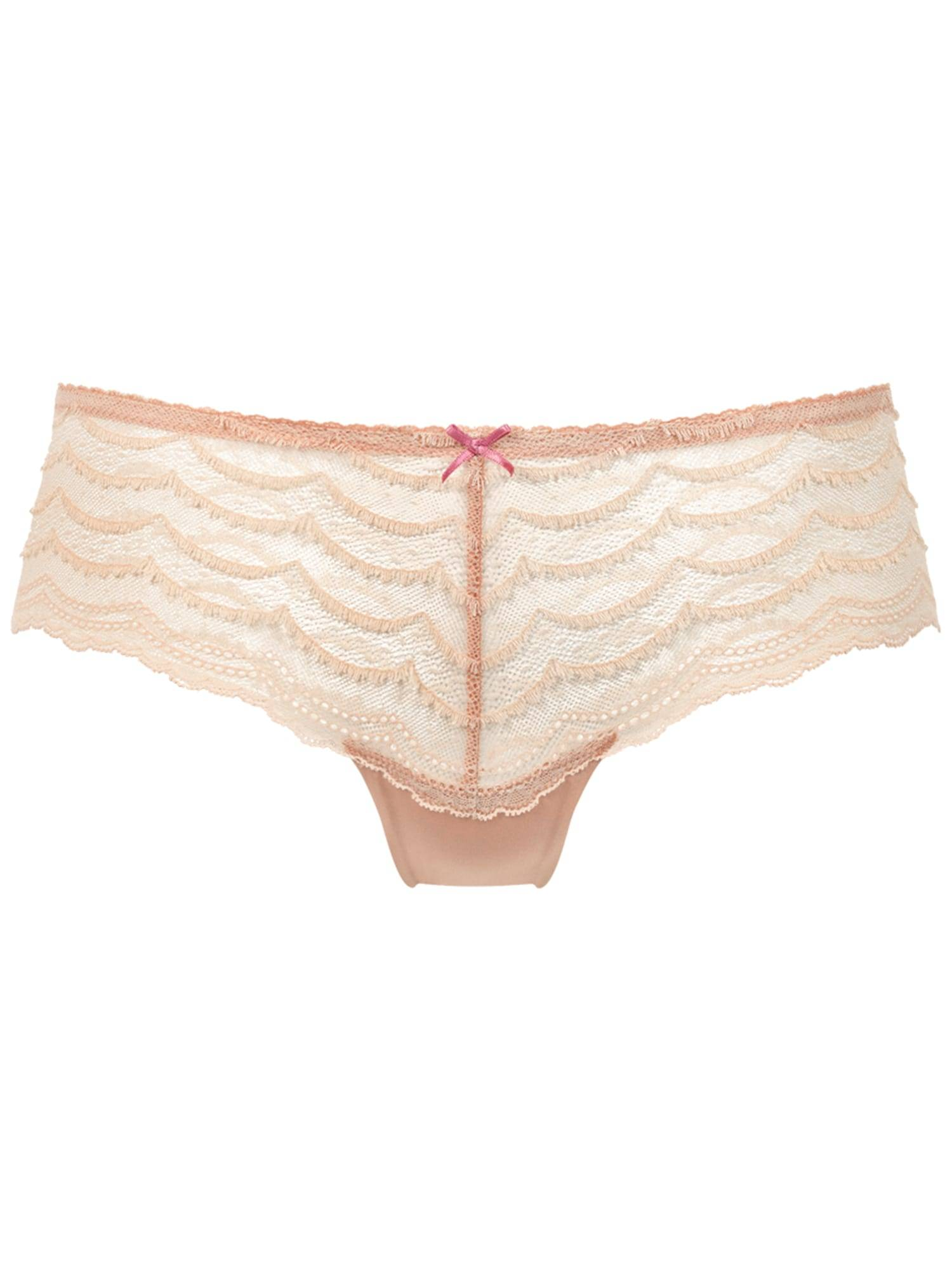 PALMERS Culotte 'Romantic Dream Panty'  - Orange - Taille: XS - female