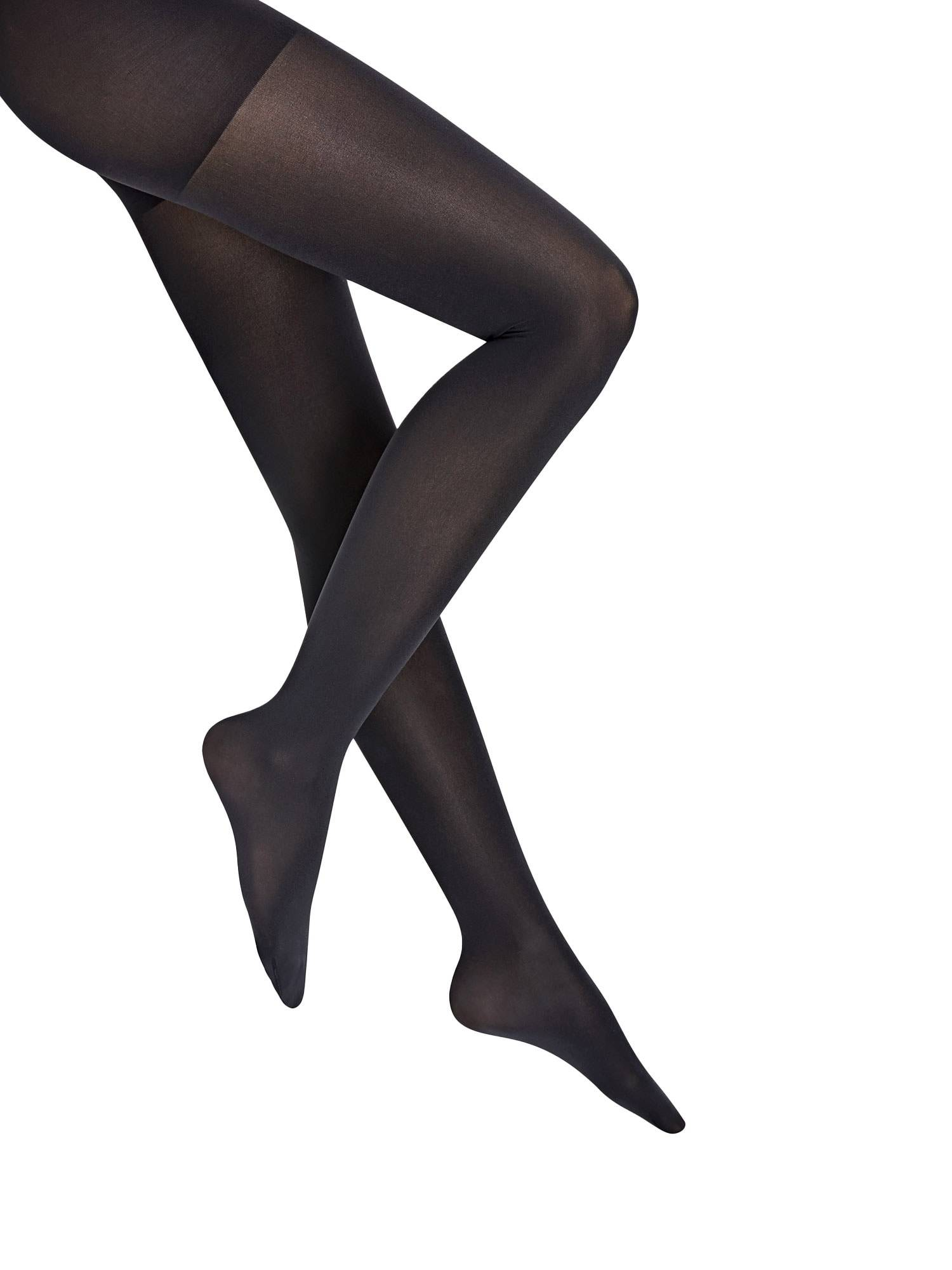 Wolford Collants 'Aurora 70'  - Noir - Taille: XS - female