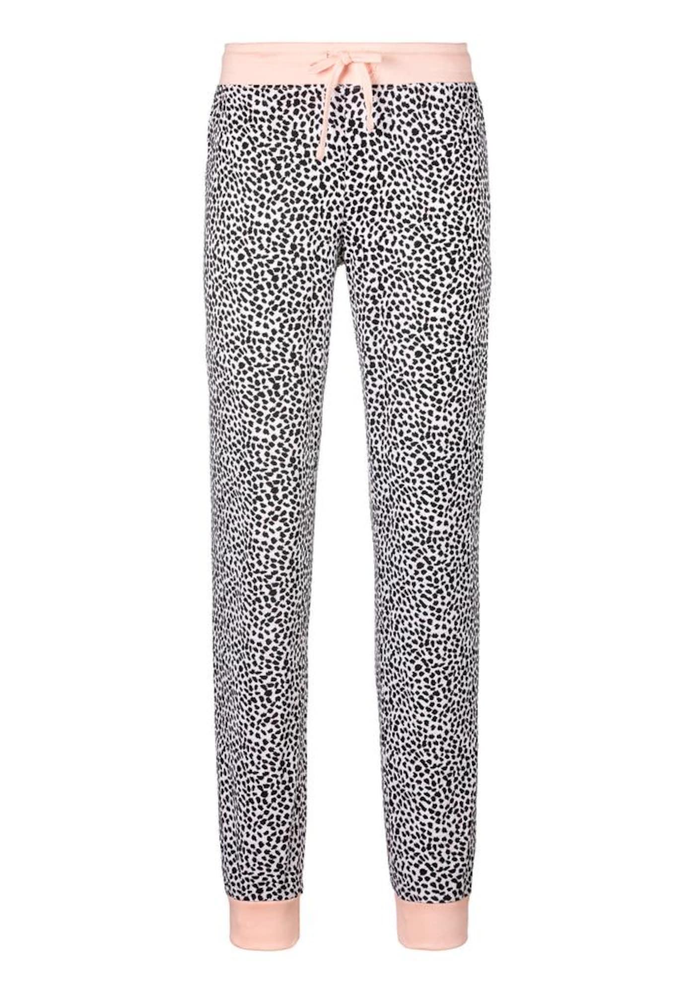 VIVANCE Pantalon de pyjama  - Noir - Taille: XXS-XS - female