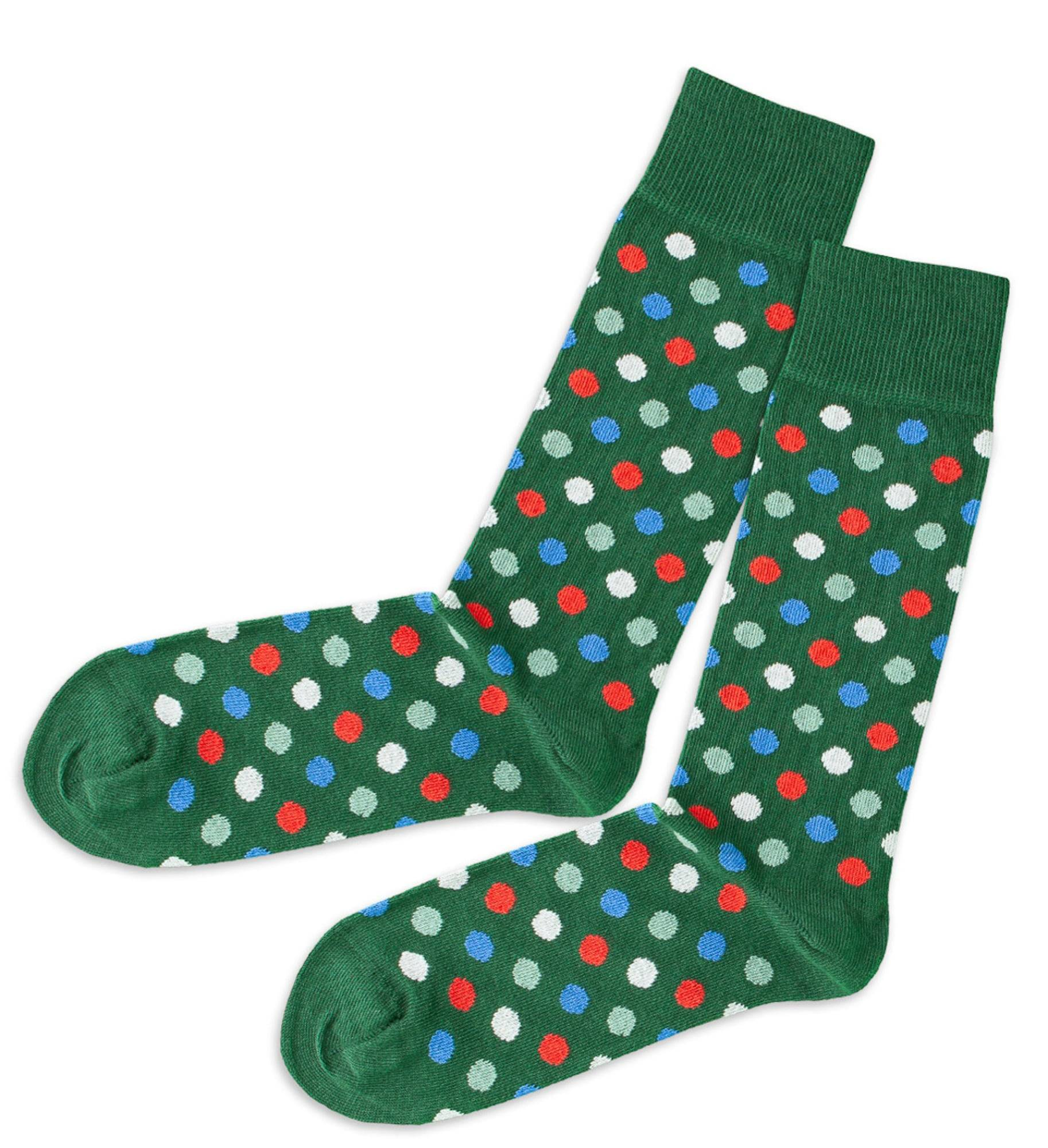 DillySocks Chaussettes  - Vert - Taille: 36-40 - female