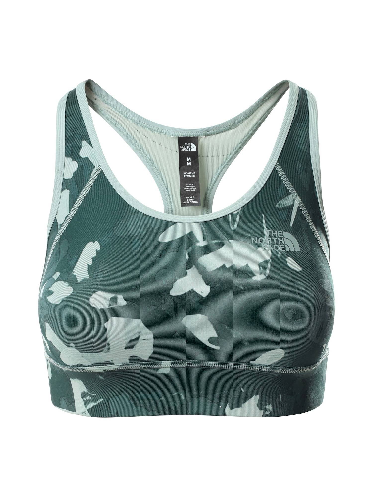 THE NORTH FACE Soutien-gorge  - Vert - Taille: 90 - female