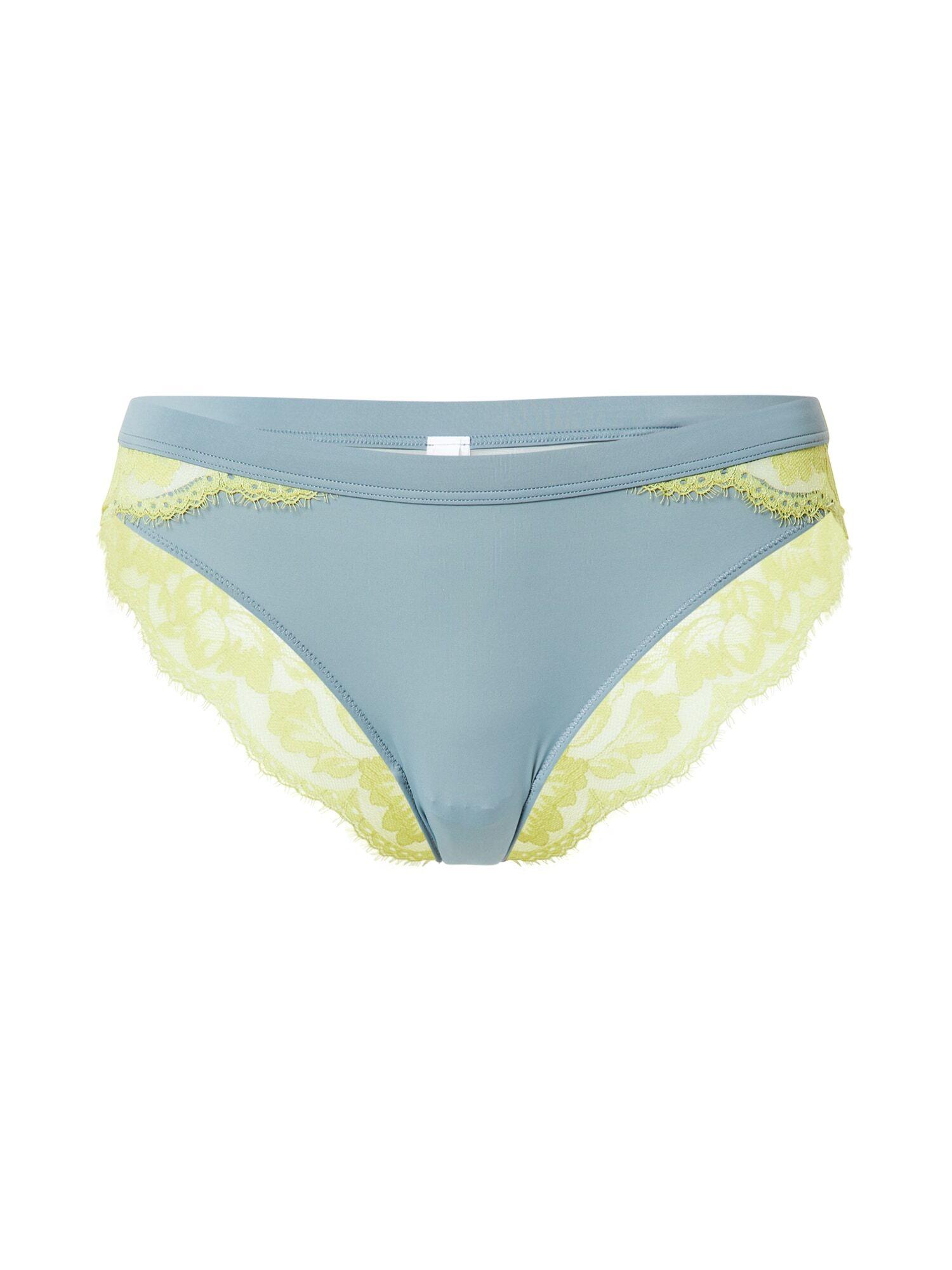 Mey Slip 'Brasil'  - Vert - Taille: S - female