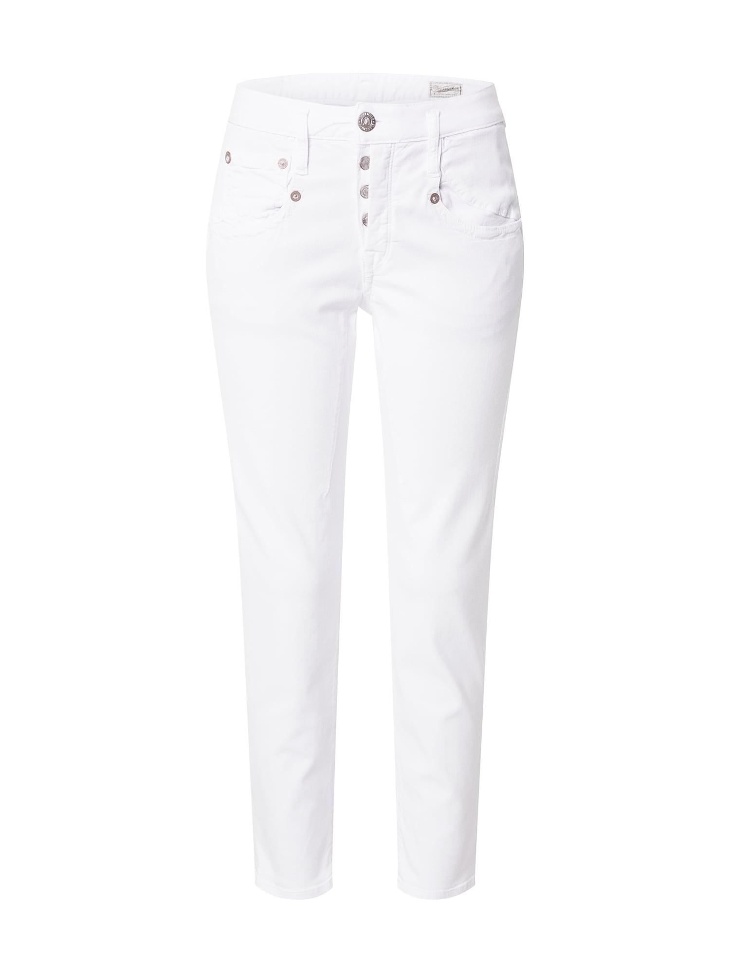 Herrlicher Jean  - Blanc - Taille: 26 - female