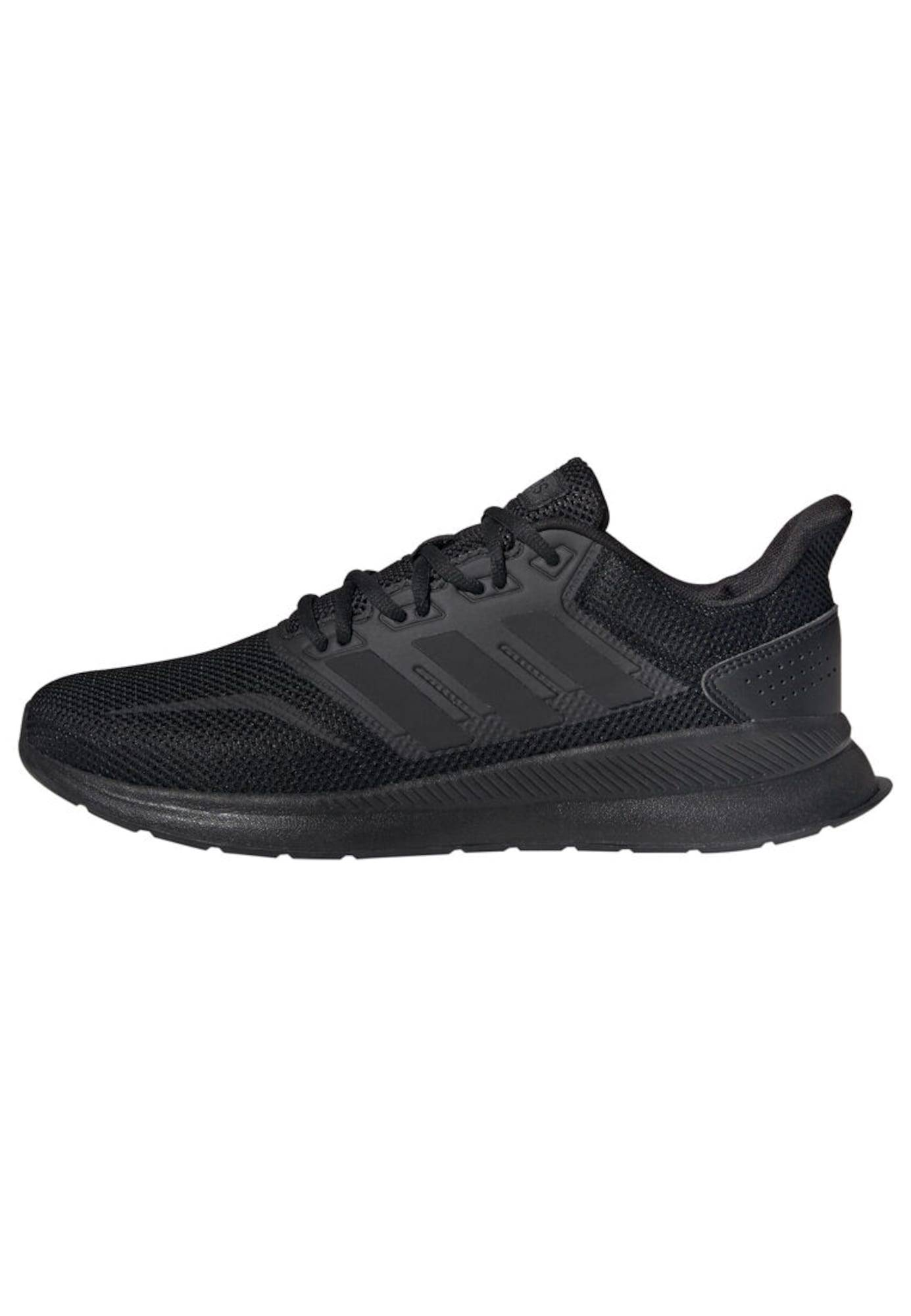ADIDAS PERFORMANCE Chaussure de course 'Runfalcon'  - Noir - Taille: 7 - male