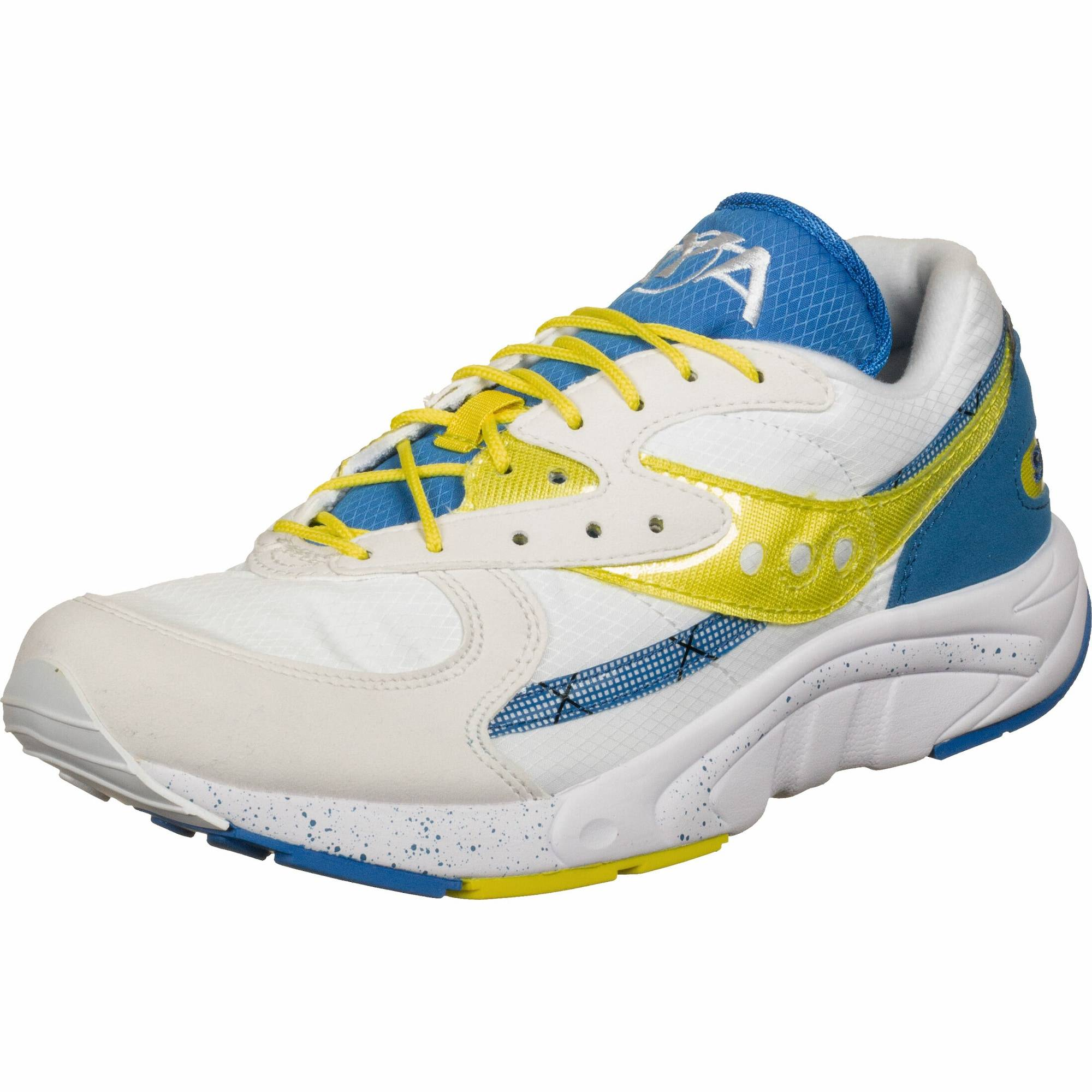 saucony Chaussure de course 'Aya'  - Blanc, Bleu - Taille: 42 - male