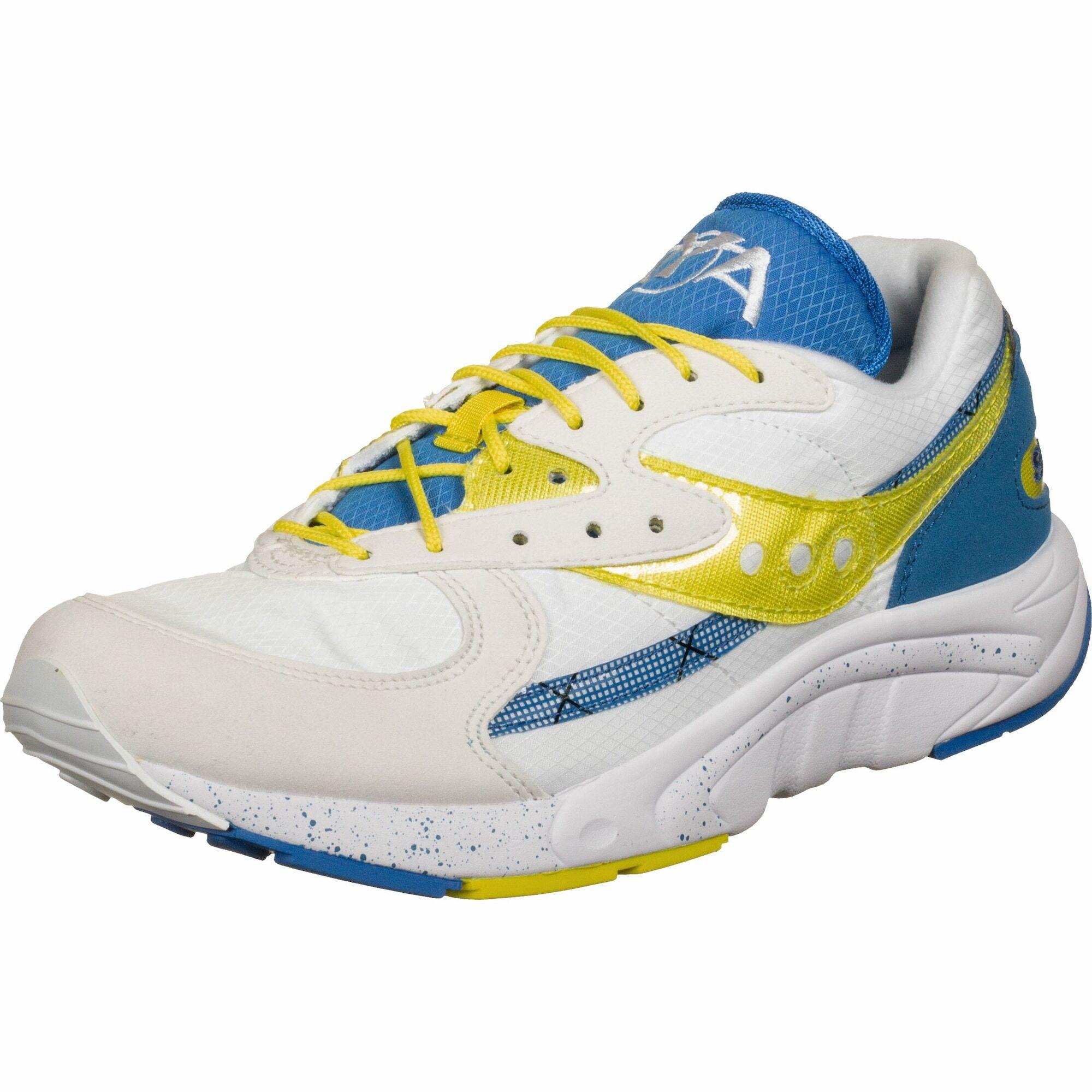 saucony Chaussure de course 'Aya'  - Blanc, Bleu - Taille: 45 - male