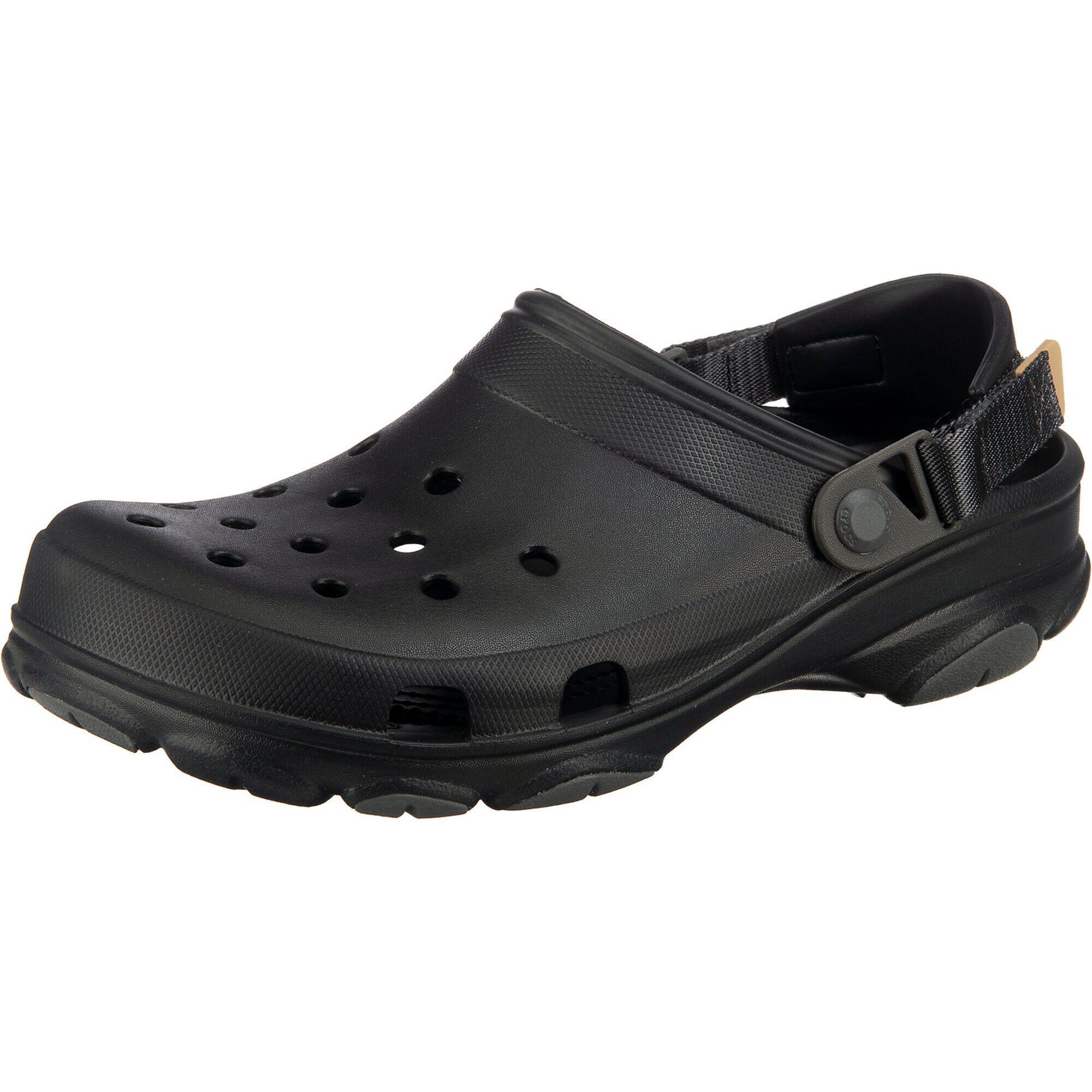 Crocs Sabots 'Classic'  - Noir - Taille: 42 - male