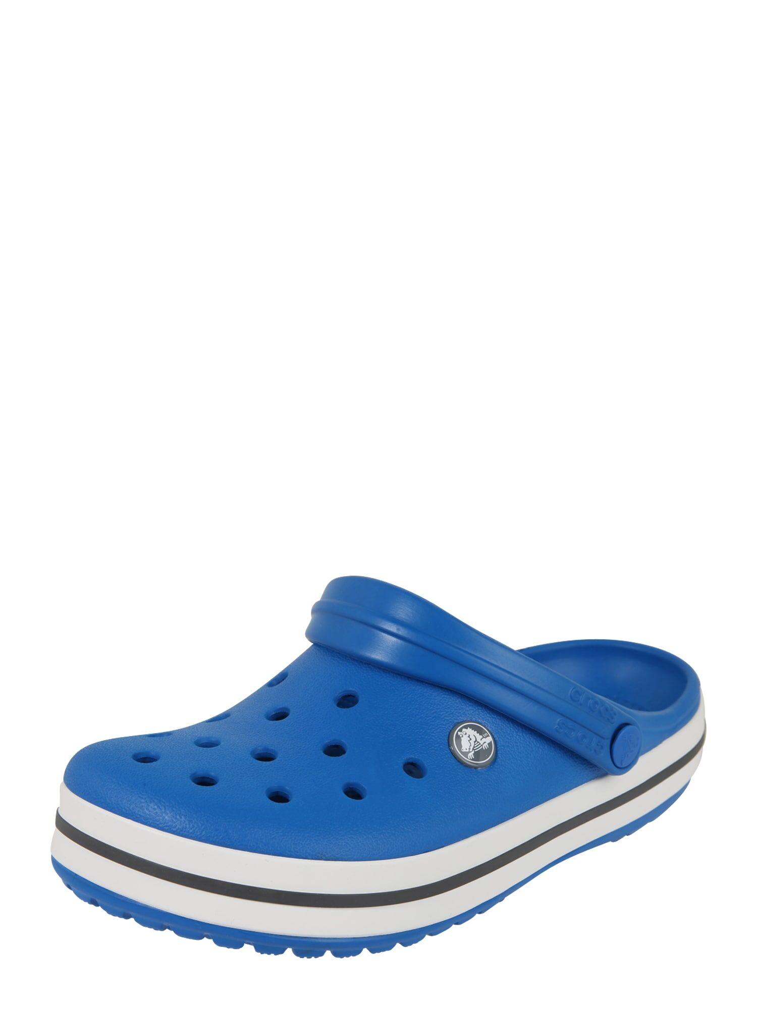 Crocs Sabots 'Crocband'  - Bleu - Taille: M7W9 - male