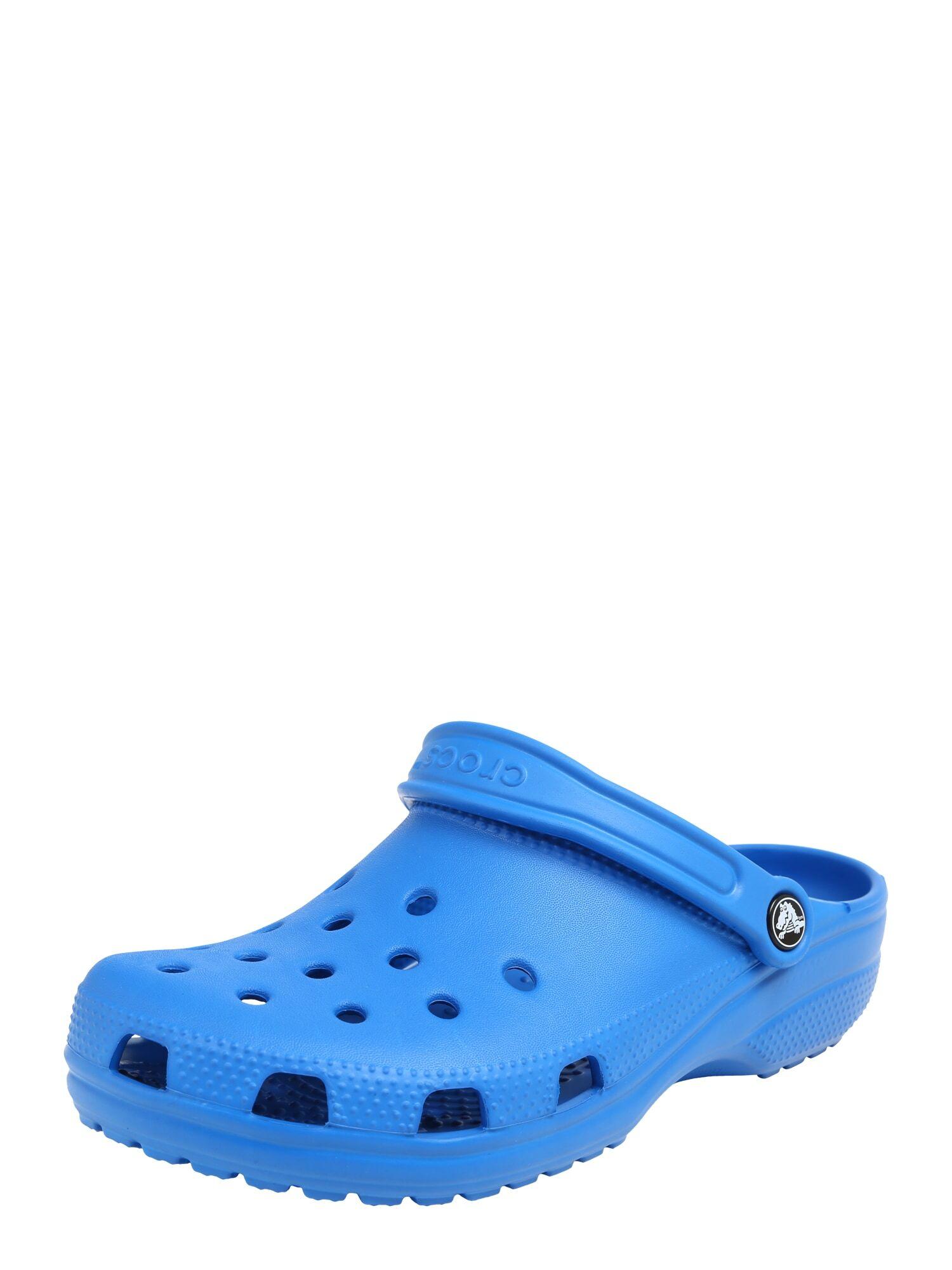 Crocs Sabots 'Classic'  - Bleu - Taille: M10W12 - male