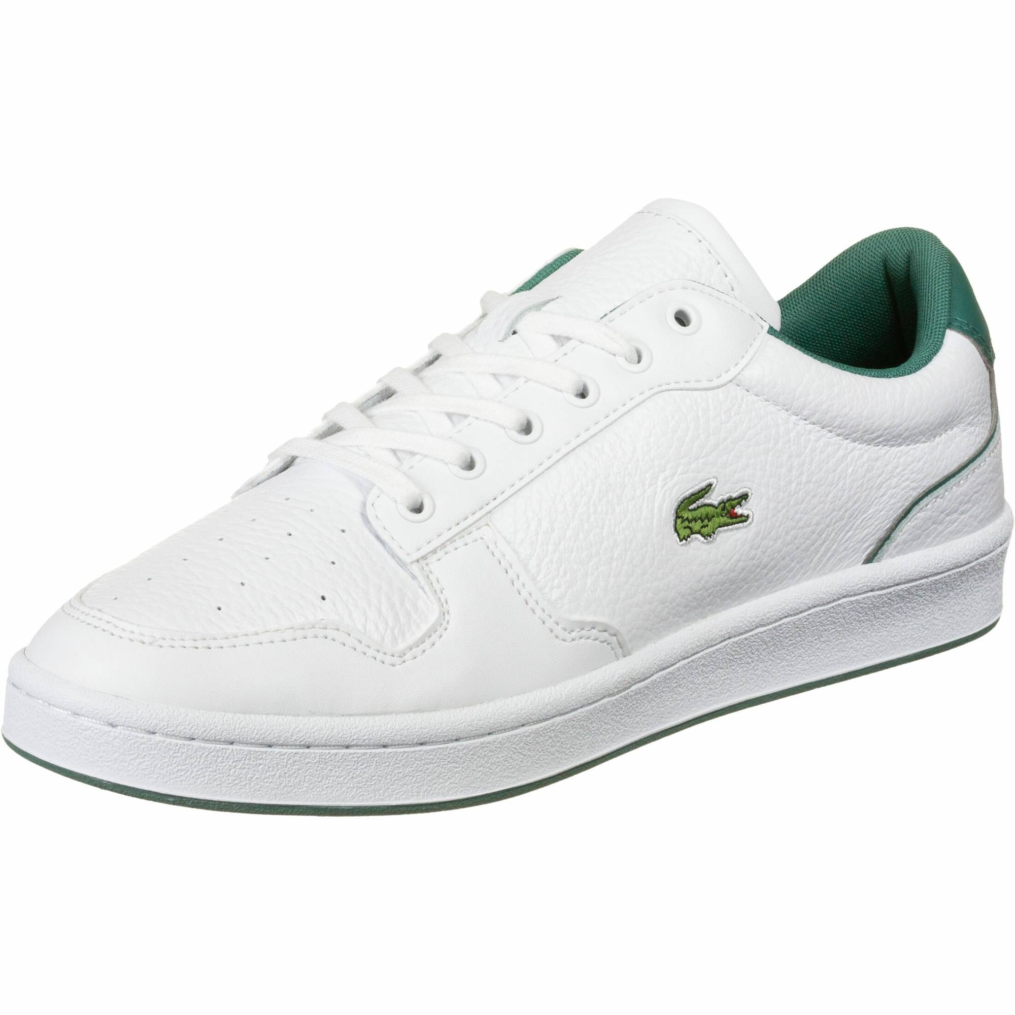 LACOSTE Baskets basses 'Masters Cup 120'  - Blanc - Taille: 47 - male
