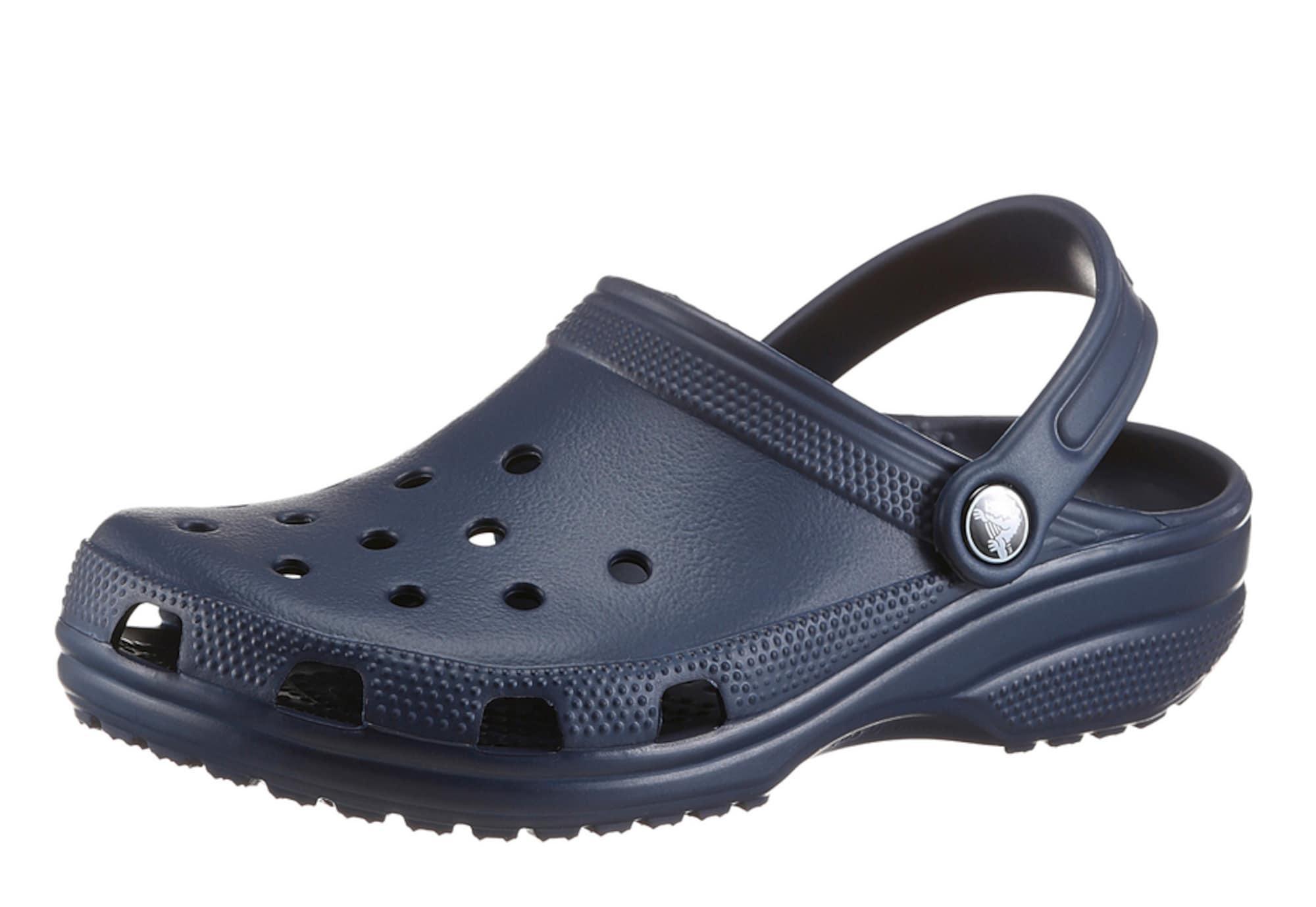Crocs Sabots  - Bleu - Taille: 45.5 - male