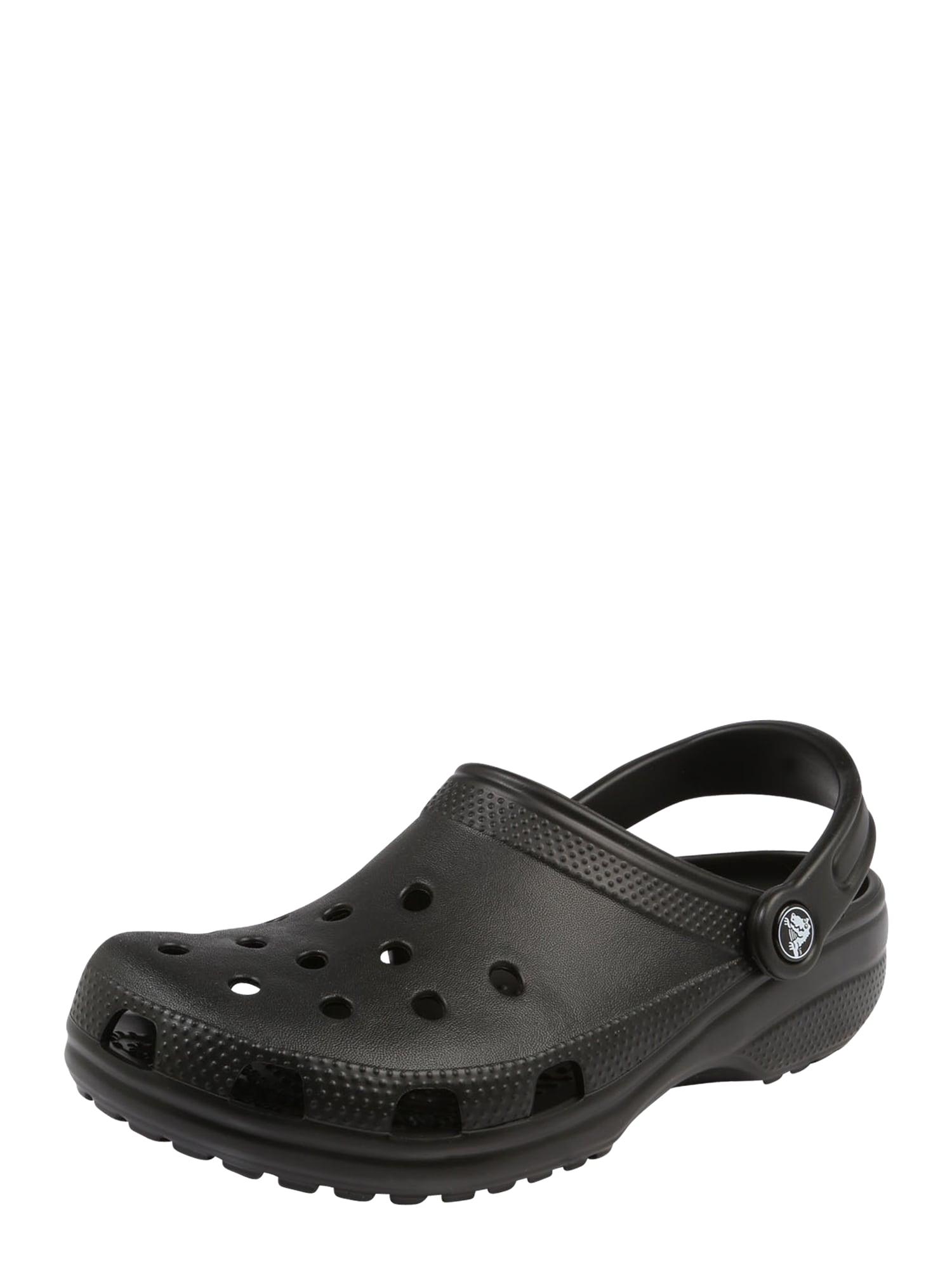 Crocs Sabots 'Classic'  - Noir - Taille: M10W12 - male