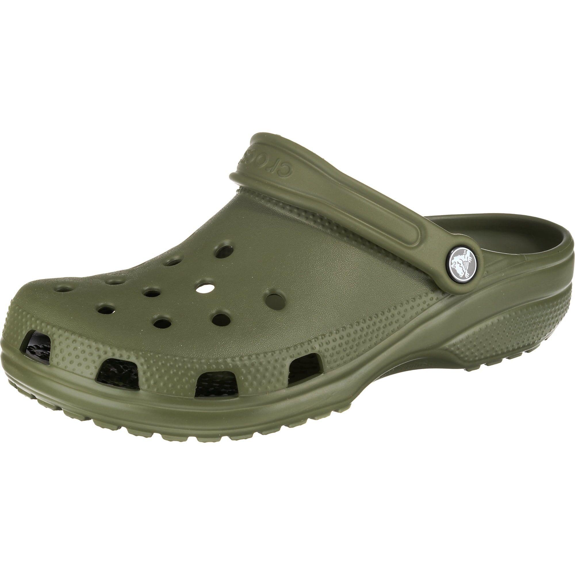 Crocs Sabots  - Vert - Taille: 41.5 - male