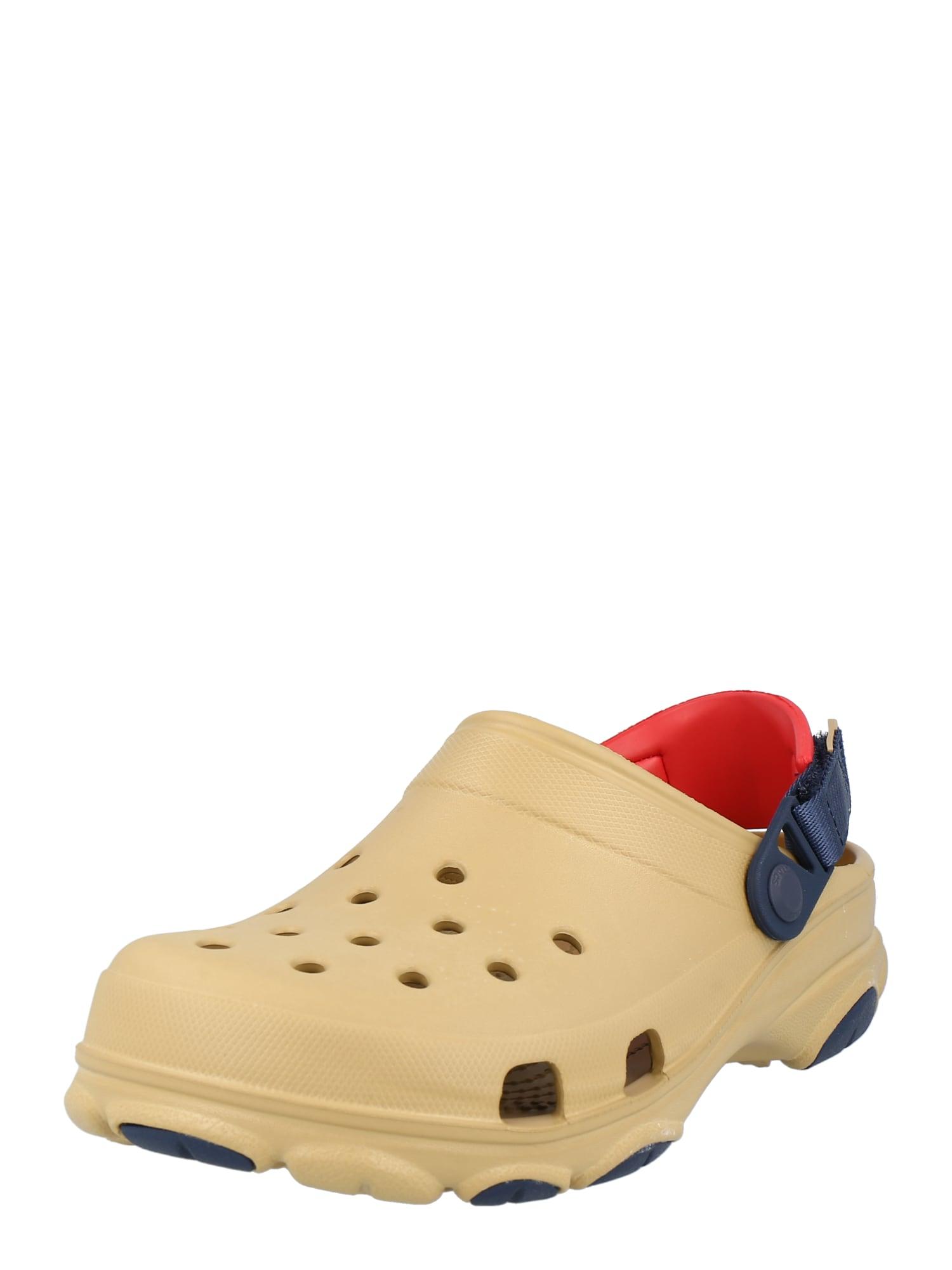 Crocs Sabots 'All Terrain'  - Marron - Taille: M7W9 - male