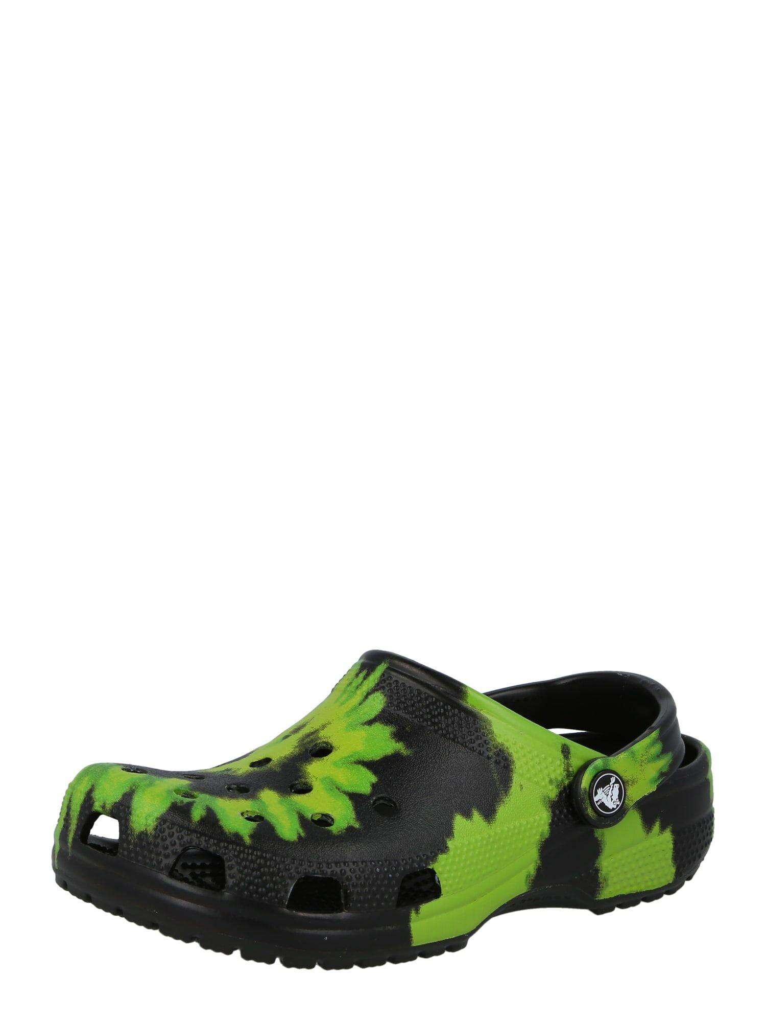Crocs Sabots  - Noir - Taille: M8W10 - male