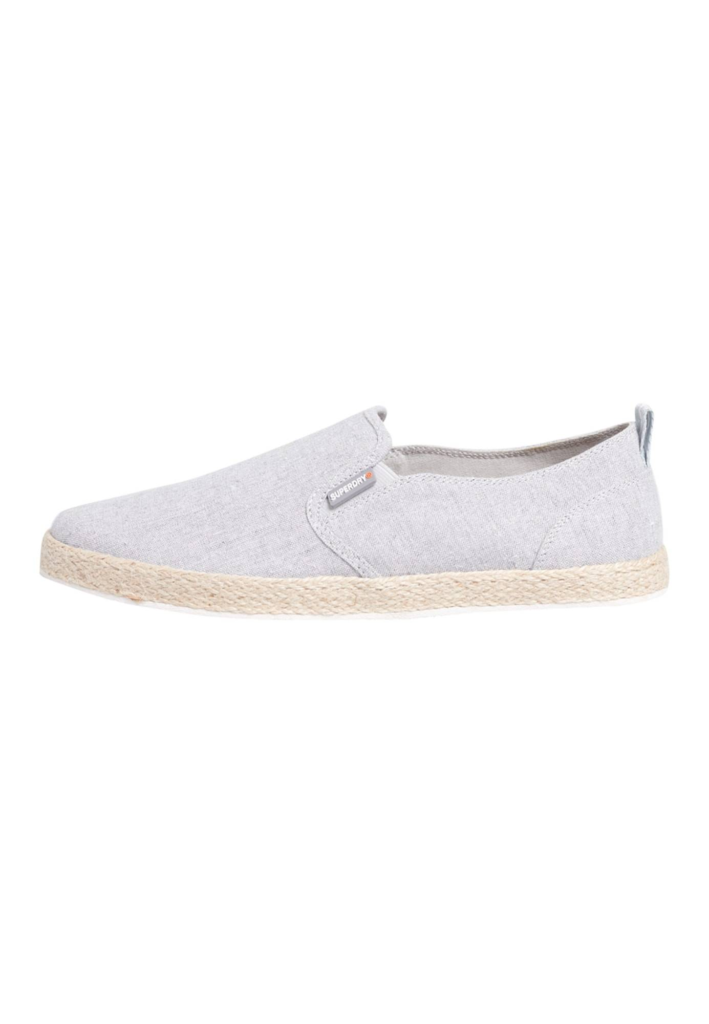 Superdry Espadrilles  - Gris - Taille: 43 - male