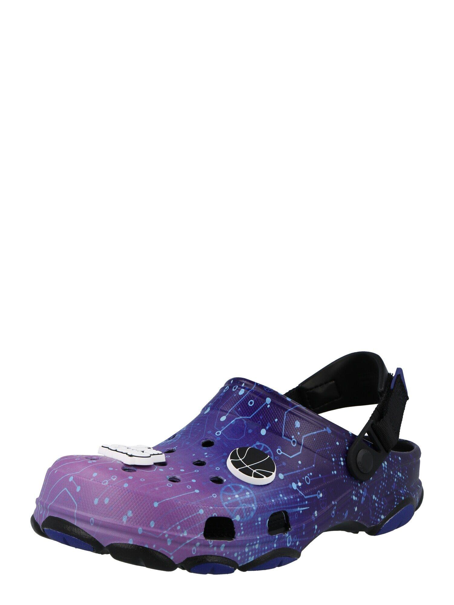 Crocs Sabots 'Classic All Terrain Space Jam 2'  - Bleu, Violet - Taille: M7W9 - male