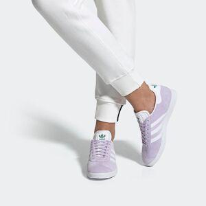 ADIDAS ORIGINALS Baskets basses 'Gazelle'  - Violet - Taille: 5.5 - male - Publicité