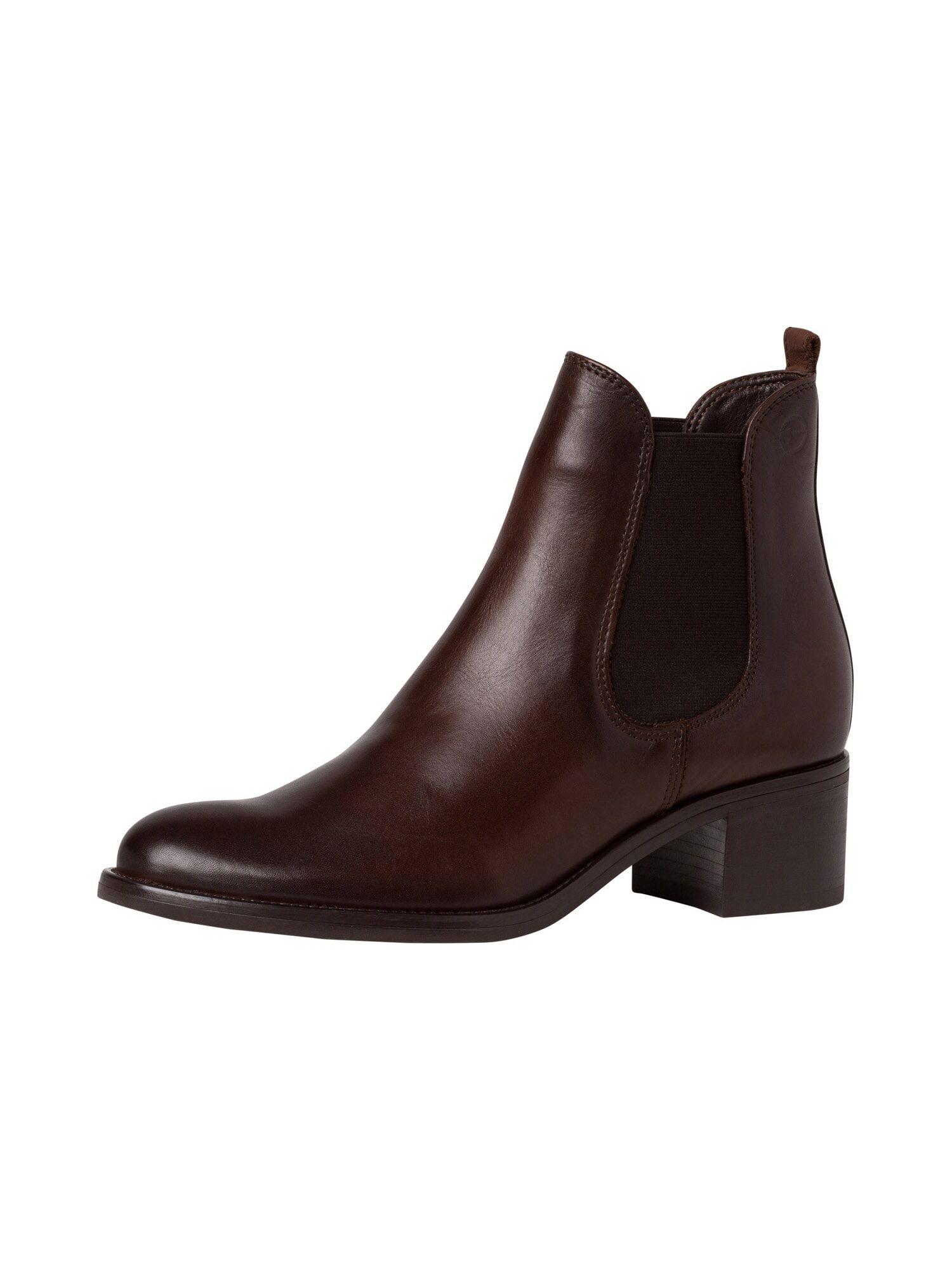 TAMARIS Chelsea Boots  - Marron - Taille: 41 - female