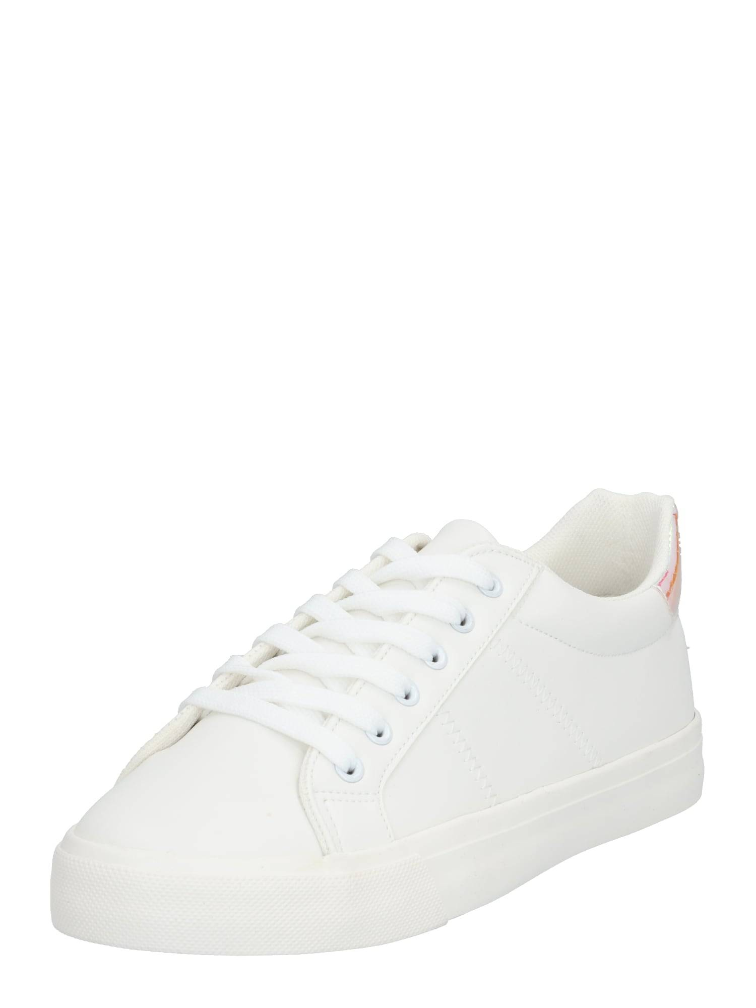 Dorothy Perkins Baskets basses 'INK TRAINER'  - Blanc - Taille: 5 - female