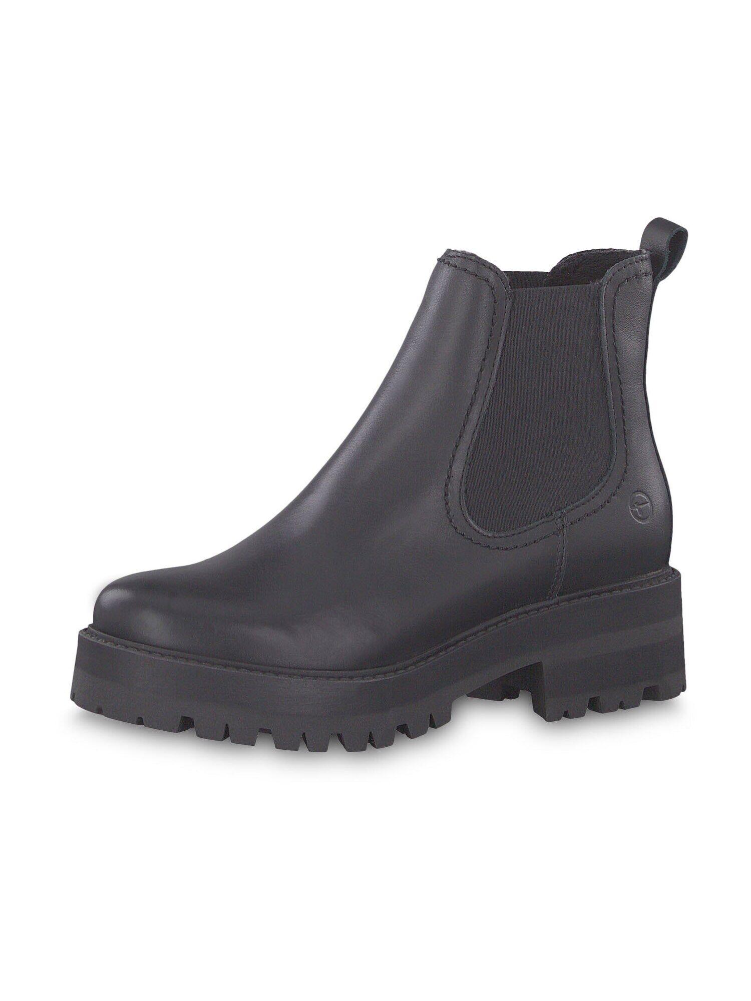 TAMARIS Chelsea Boots  - Noir - Taille: 39 - female