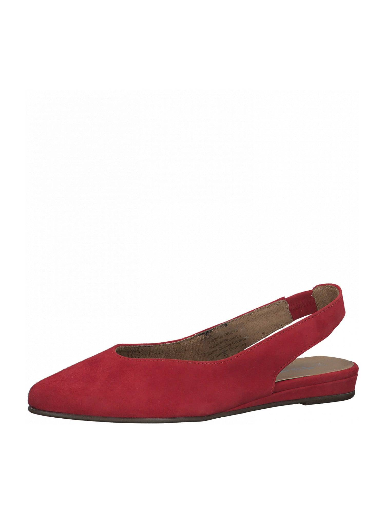 TAMARIS Chaussons  - Rouge - Taille: 41 - female