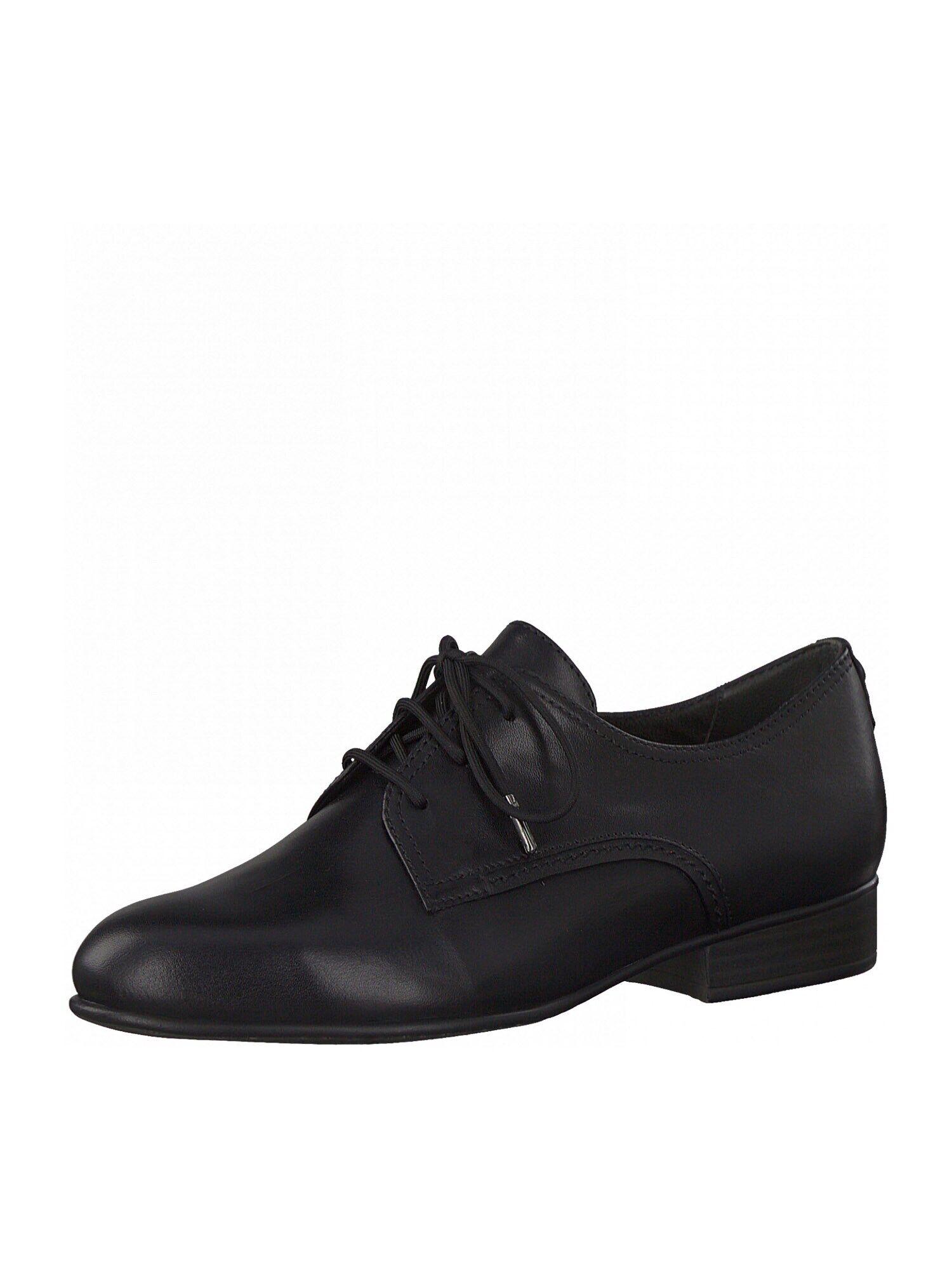 TAMARIS Chaussure à lacets  - Noir - Taille: 41 - female
