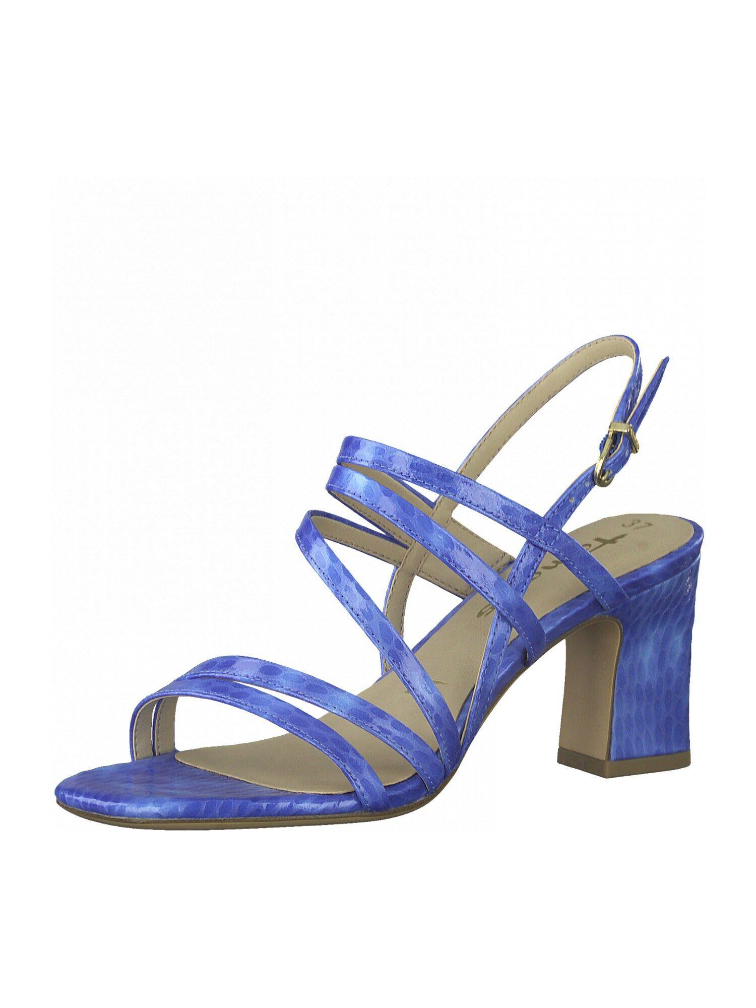 TAMARIS Sandales à lanières  - Bleu - Taille: 41 - female