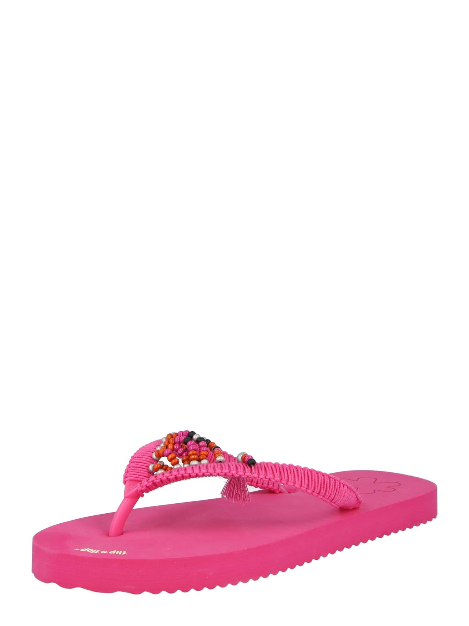 FLIP*FLOP Tongs  - Rose - Taille: 36 - female