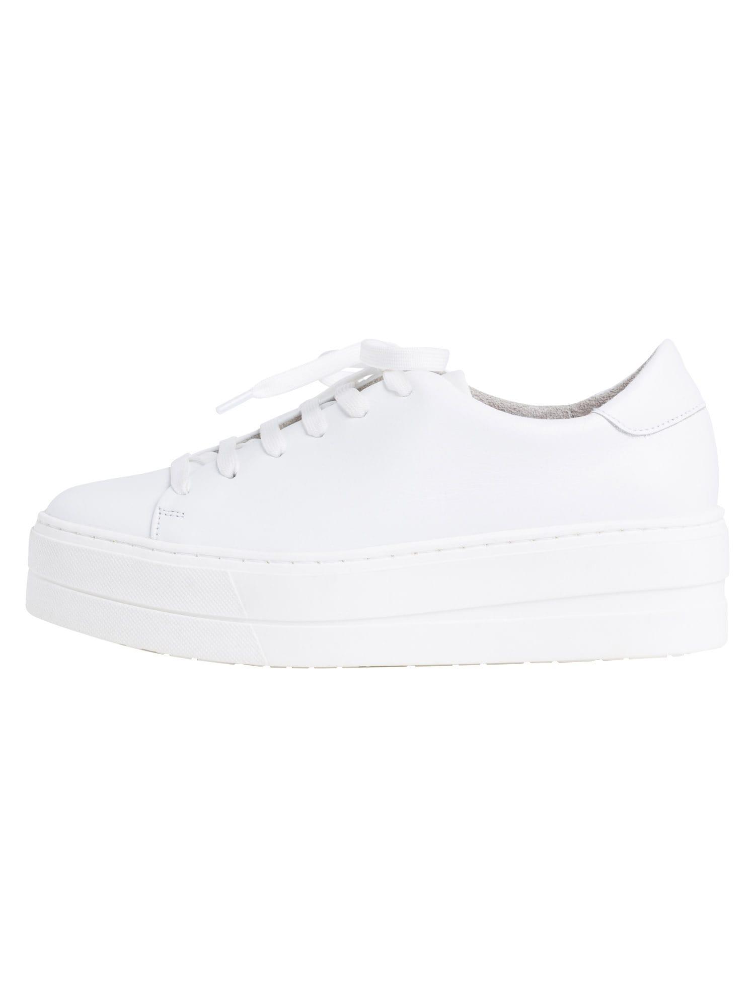 TAMARIS Baskets basses  - Blanc - Taille: 39 - female