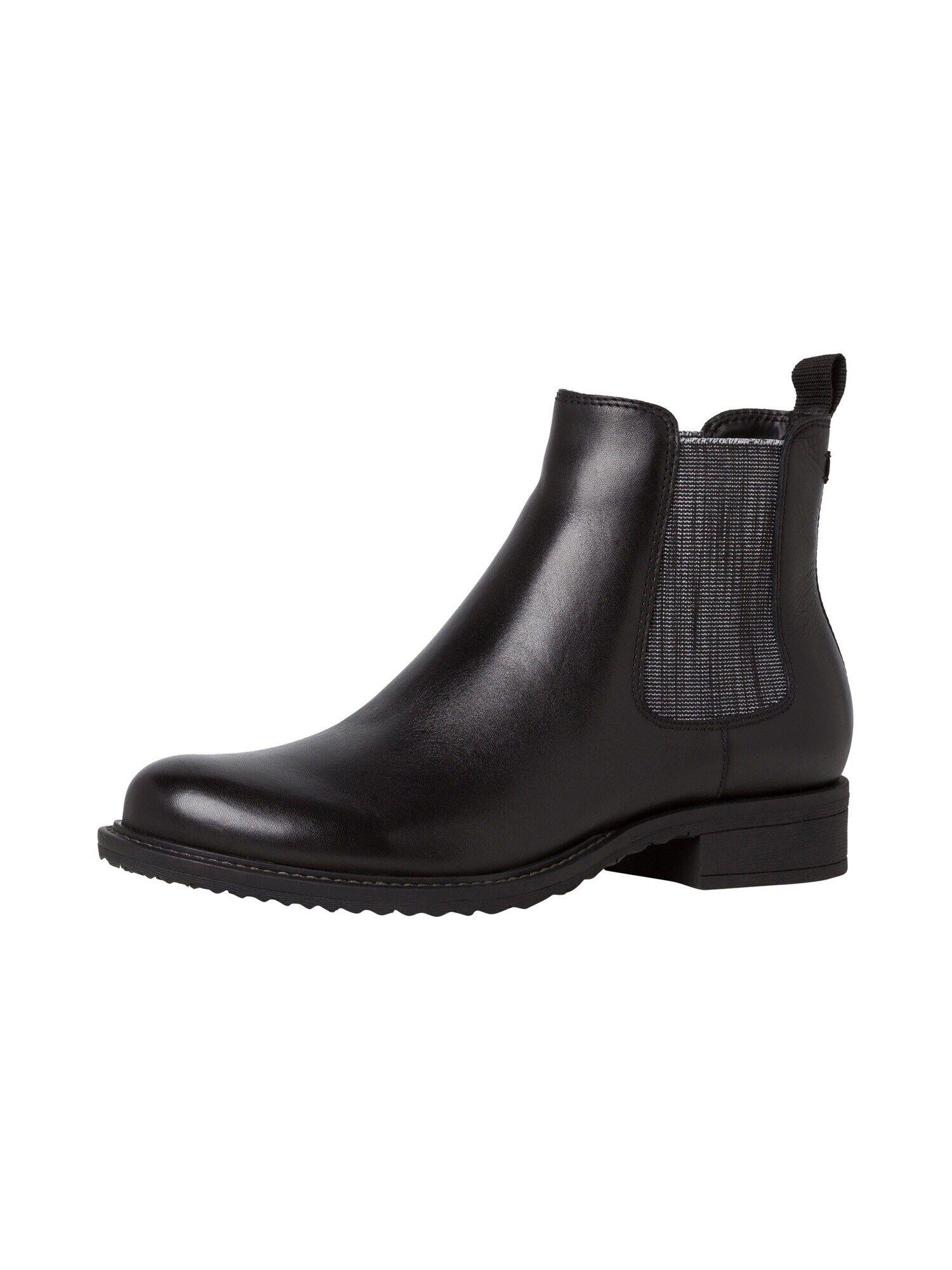 TAMARIS Chelsea Boots  - Noir - Taille: 36 - female