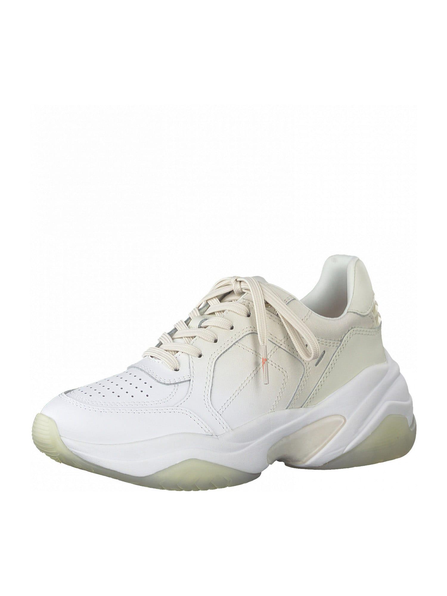 Tamaris Fashletics Baskets basses  - Blanc - Taille: 42 - female