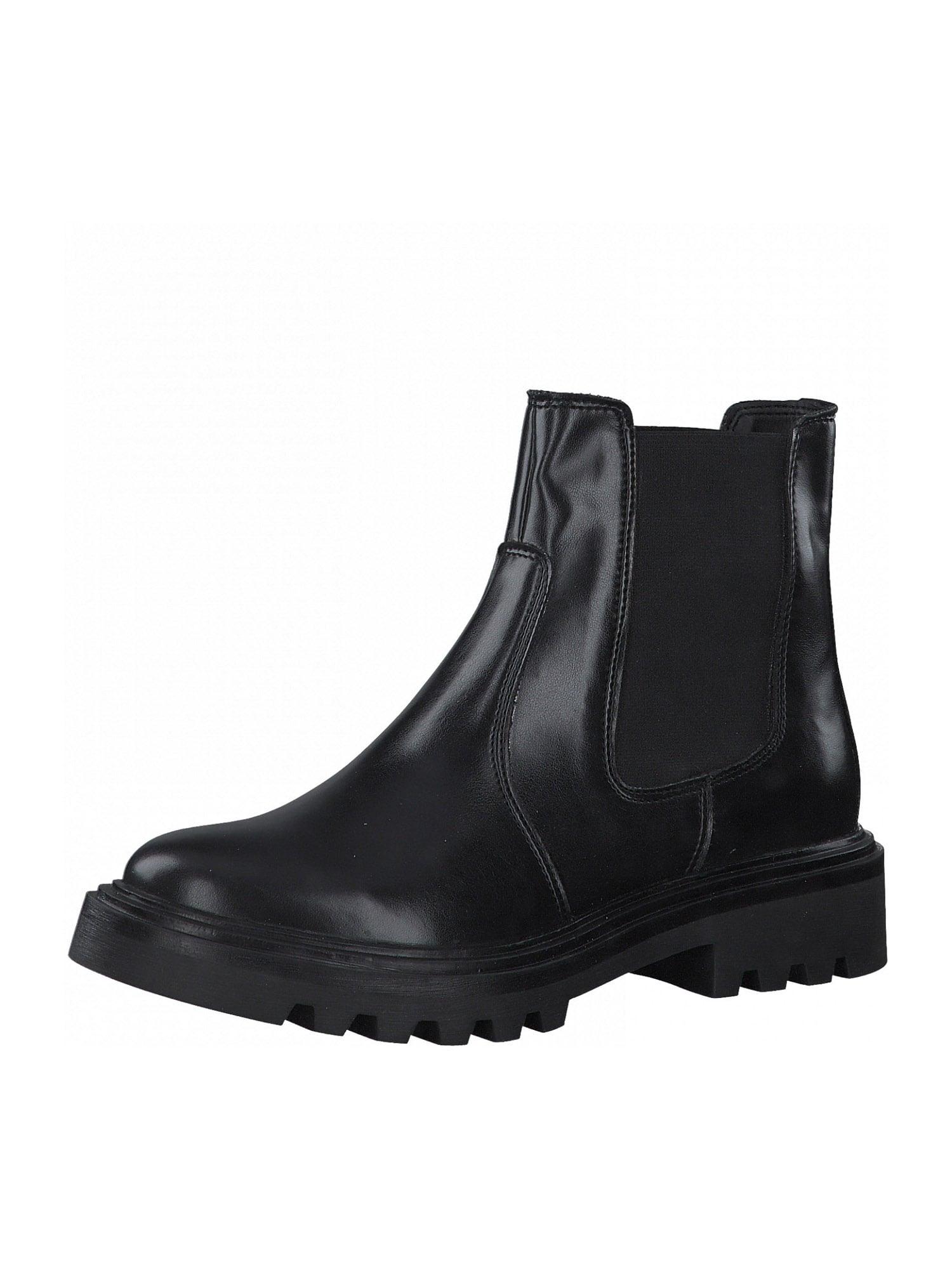 TAMARIS Chelsea Boots  - Noir - Taille: 40 - female