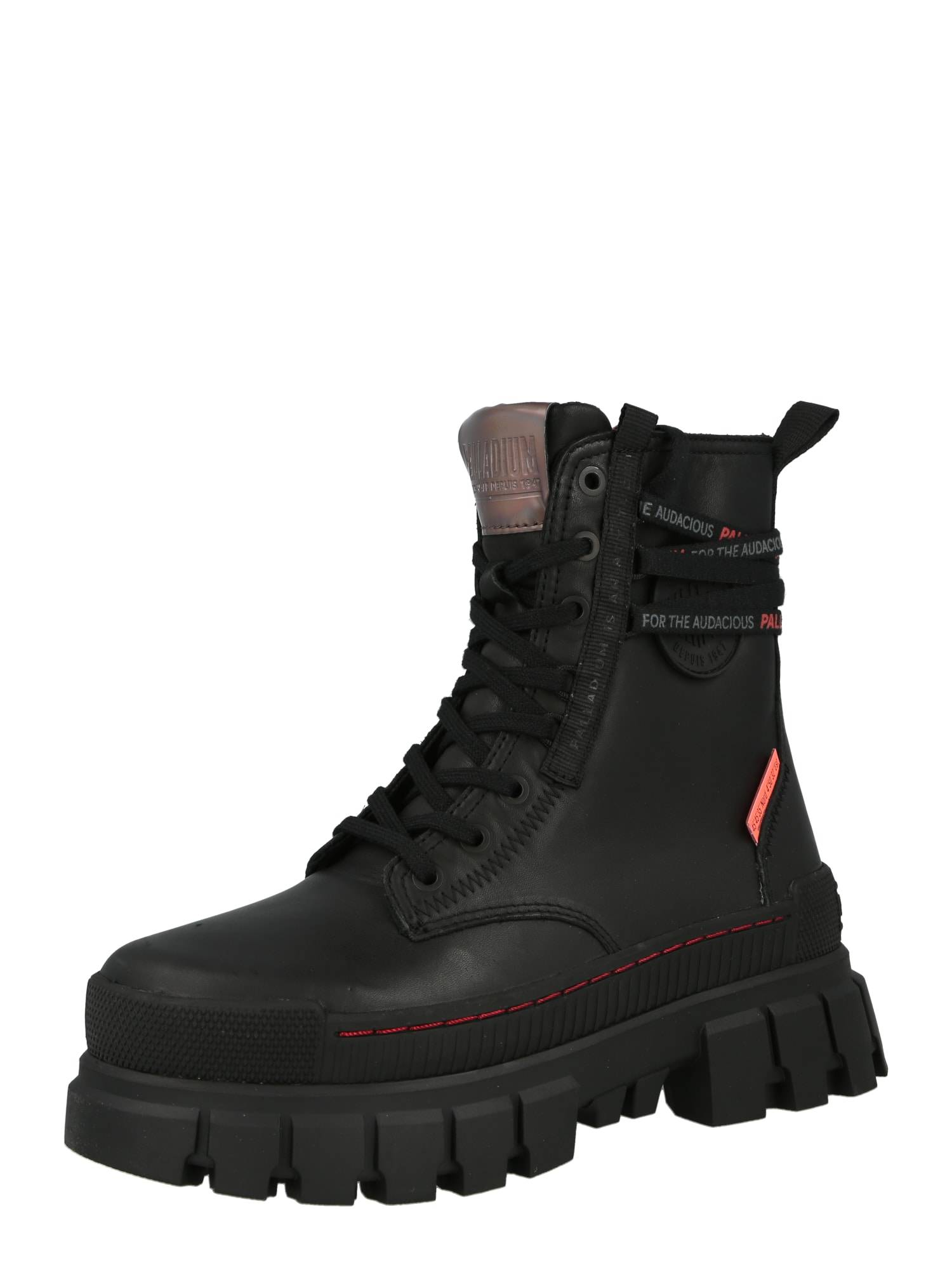 Palladium Boots 'REVOLT'  - Noir - Taille: 41 - female