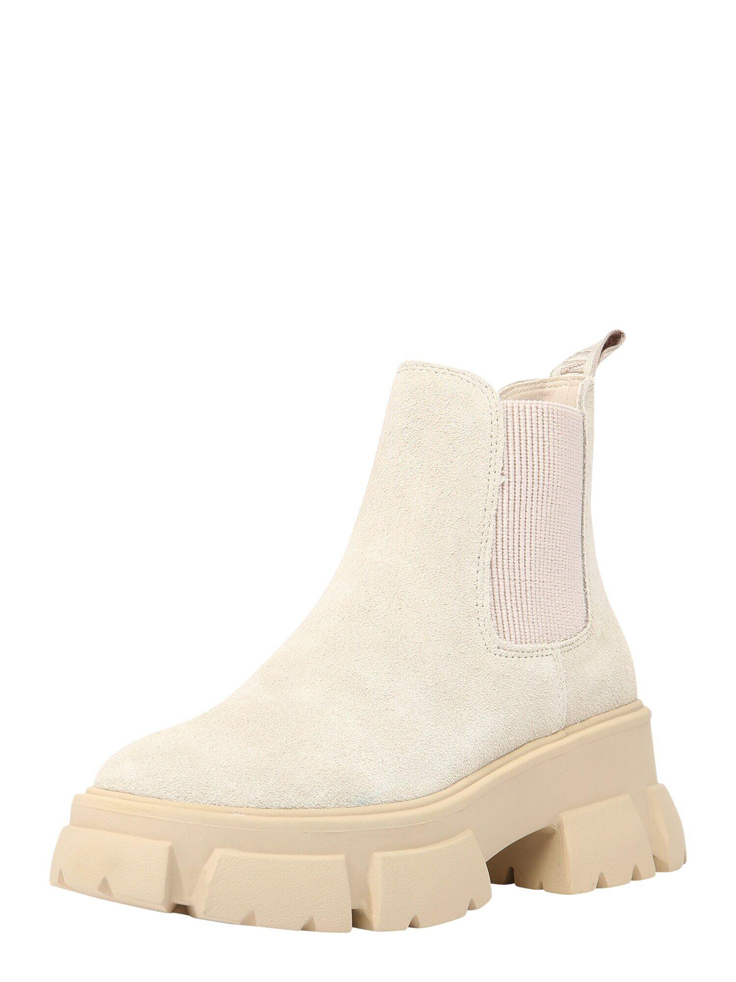 STEVE MADDEN Chelsea Boots 'TUSK'  - Beige - Taille: 39 - female
