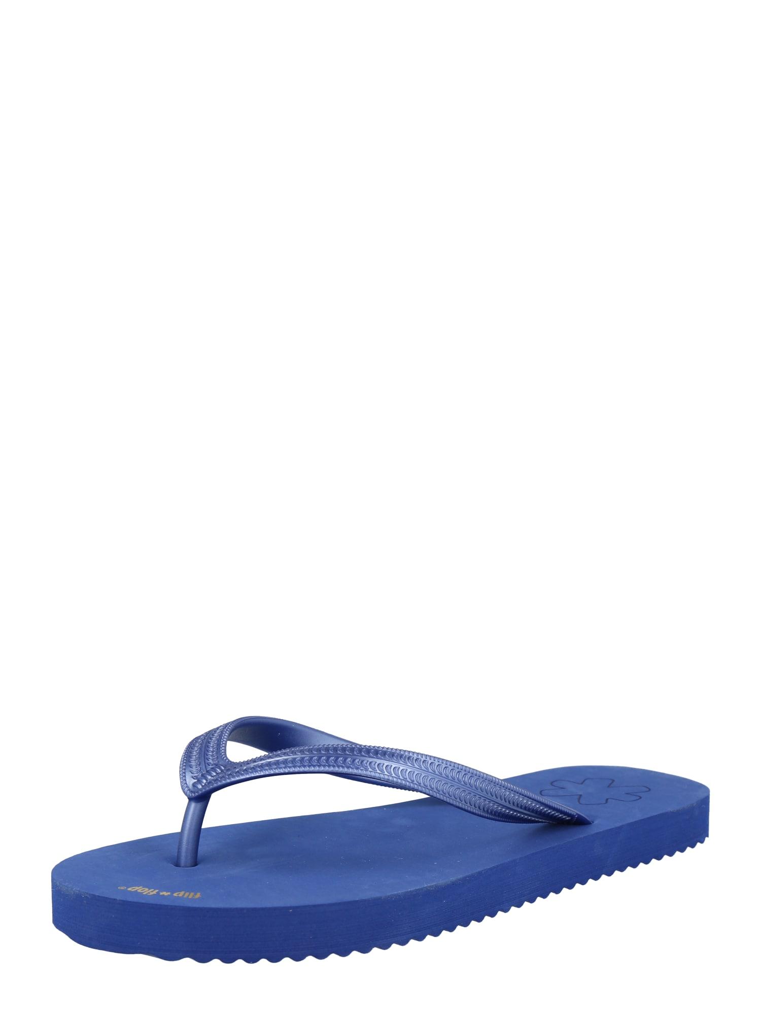 FLIP*FLOP Tongs  - Bleu - Taille: 41 - female
