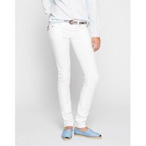 LTB Jean 'Molly'  - Blanc - Taille: 34 - female - Publicité