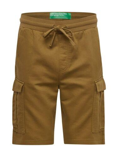 United Pantalon cargo  - Marron ...