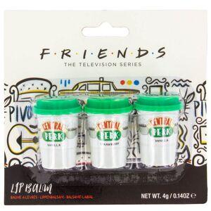 Paladone Friends Central Perk Lip Balm Set of 3 - Publicité