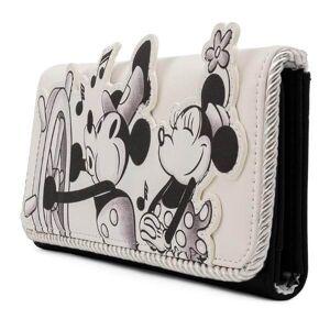VeryNeko Loungefly Disney Steamboat Willie Music Cruise Flap Wallet - Publicité