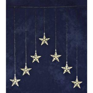 Konstsmide Guirlande lumineuse stalactites, étoiles LED Konstsmide 1243-103 pour lextérieur sur secteur N/A - Publicité