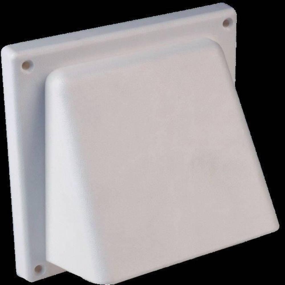 Wallair Bouche daération avec clapet anti-retour Wallair N34810 12.5 cm plastique