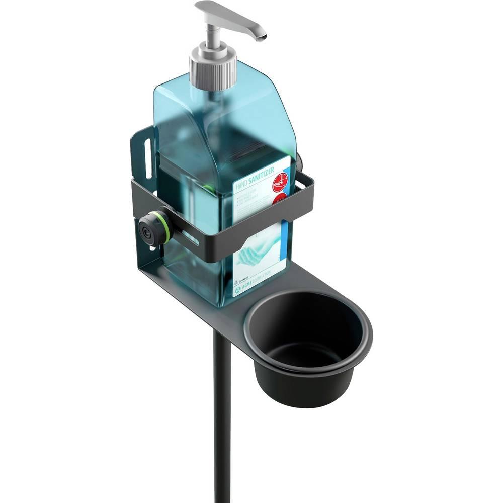 Gravity GMS43DIS01B GMS43DIS01B Distributeur de produit désinfectant 500 ml 1 pc(s)