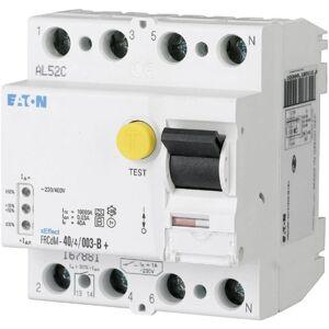 Eaton Disjoncteur différentiel sensible à tous les courants Eaton 167881 4 pôles 40 A 0.03 A 240 V, 415 V 1 pc(s) - Publicité