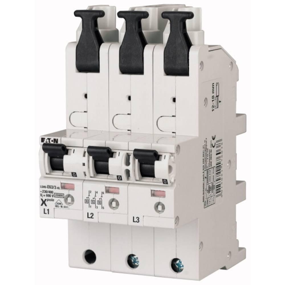 Eaton Disjoncteur de ligne principale Eaton LSHU-E20/3-KL 119713 20 A 230 V, 400 V 1 pc(s)